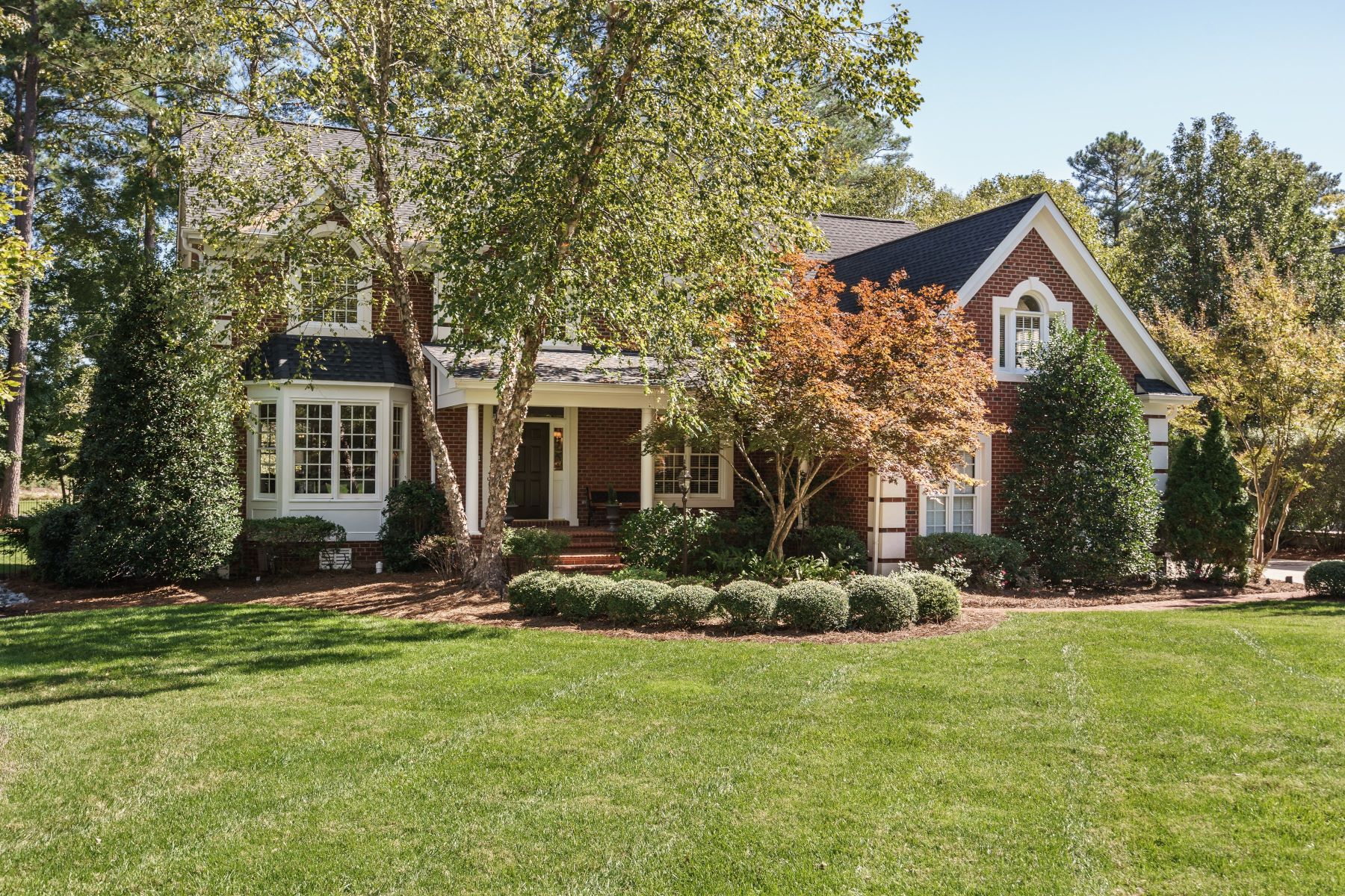 Single Family Home for Sale at Preston Country Club 104 Fairway Valley Court Cary, North Carolina, 27513 United StatesIn/Around: Durham, Raleigh, Chapel Hill