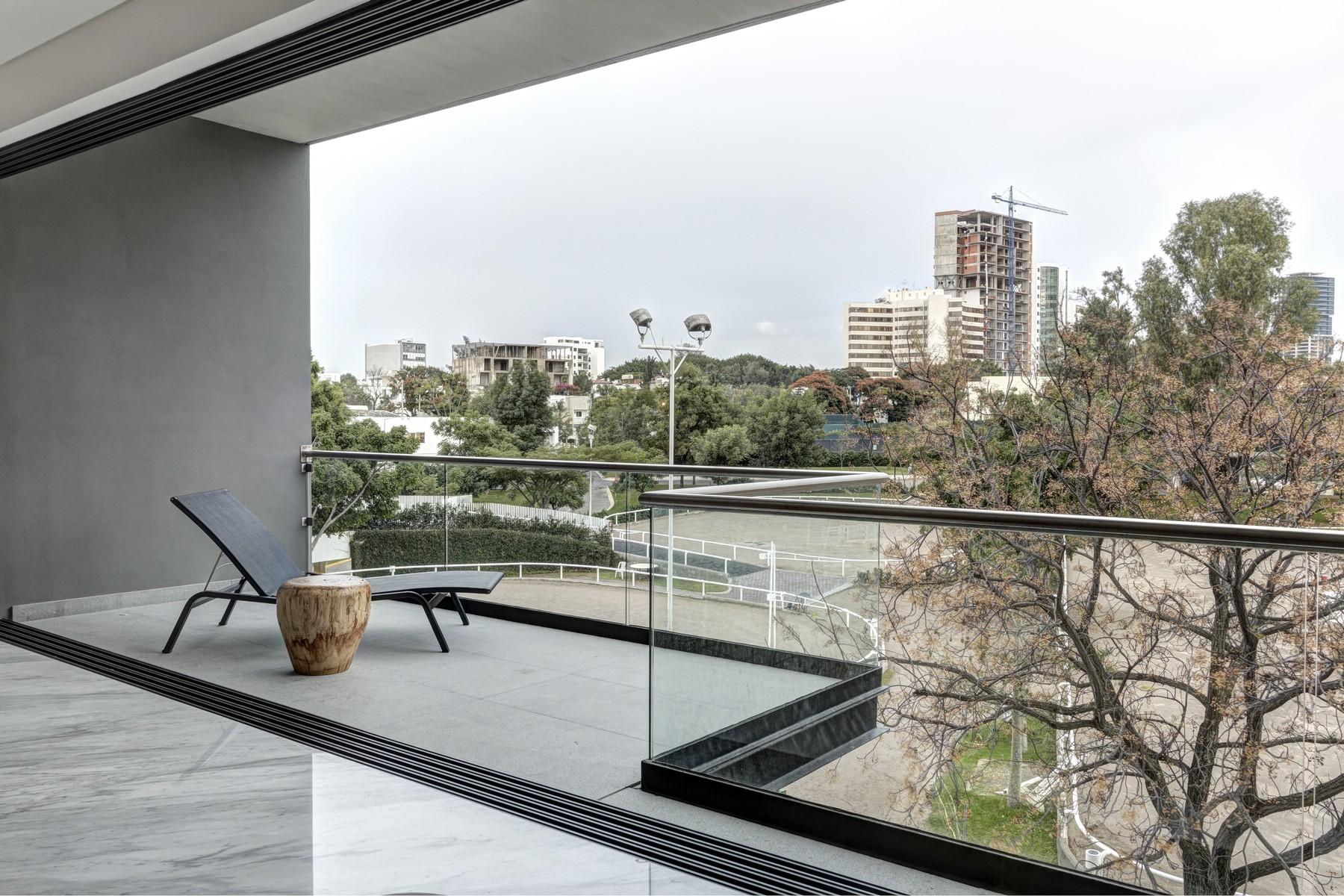 Apartment for Sale at Torre Nuvo, Ground House Av. Avila Camacho 2225 Guadalajara, Jalisco 44210 Mexico