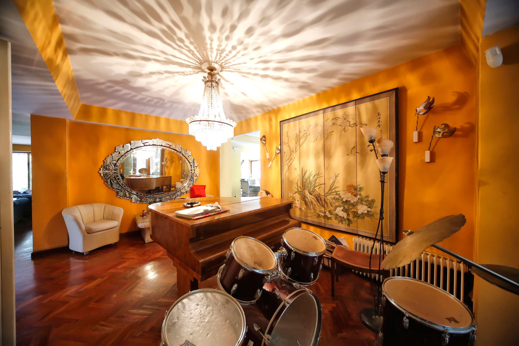 Casa para uma família para Venda às Castillo de Peñafiel Madrid, Madrid, Espanha