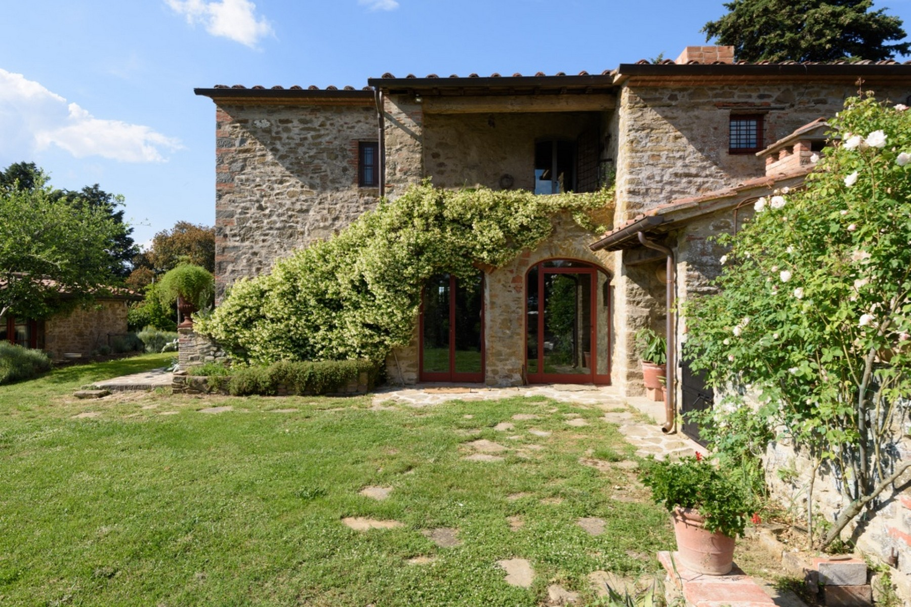 Additional photo for property listing at Siena view - Country retreat Chianti hills Monte San Savino, Arezzo Italien