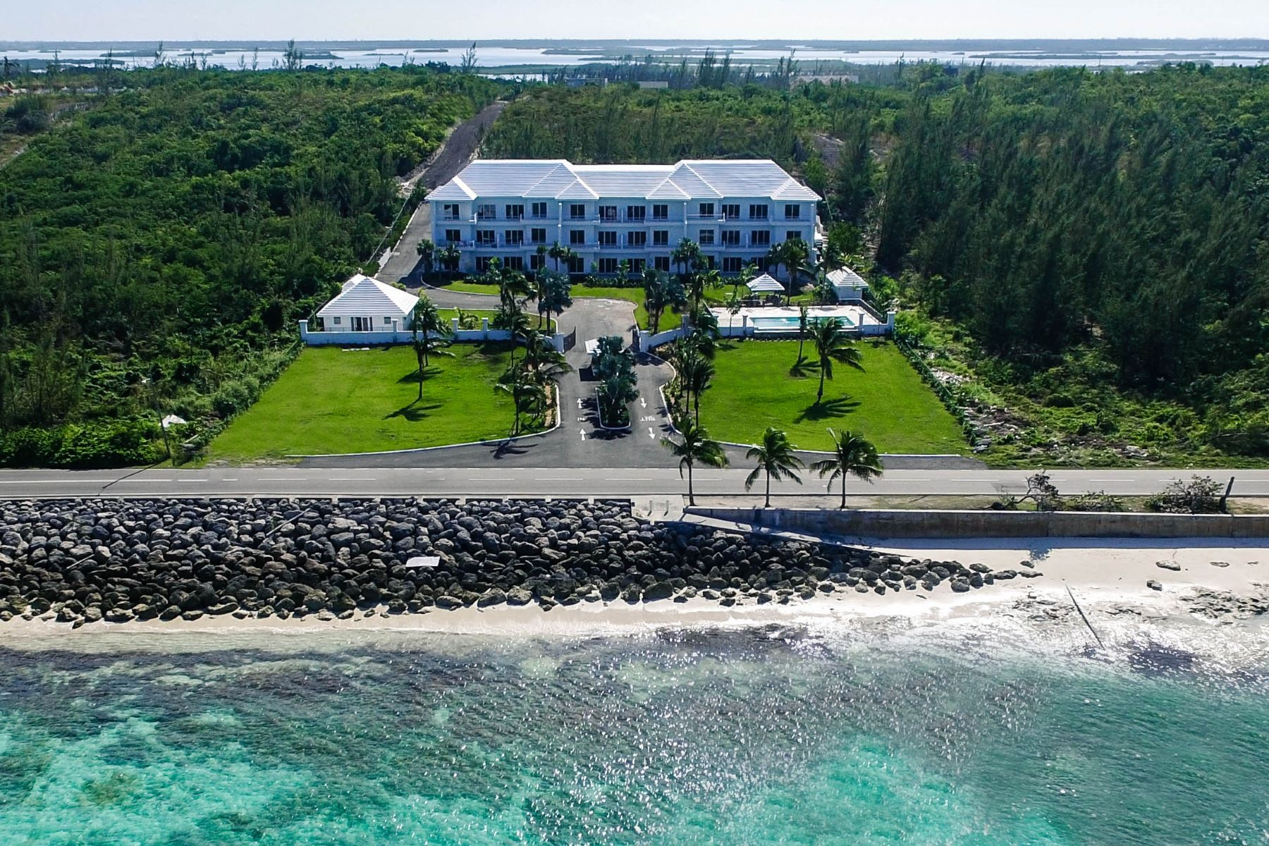 Townhouse for Sale at Ocean Terraces, Suite 101 West Bay Street, Nassau And Paradise Island Bahamas