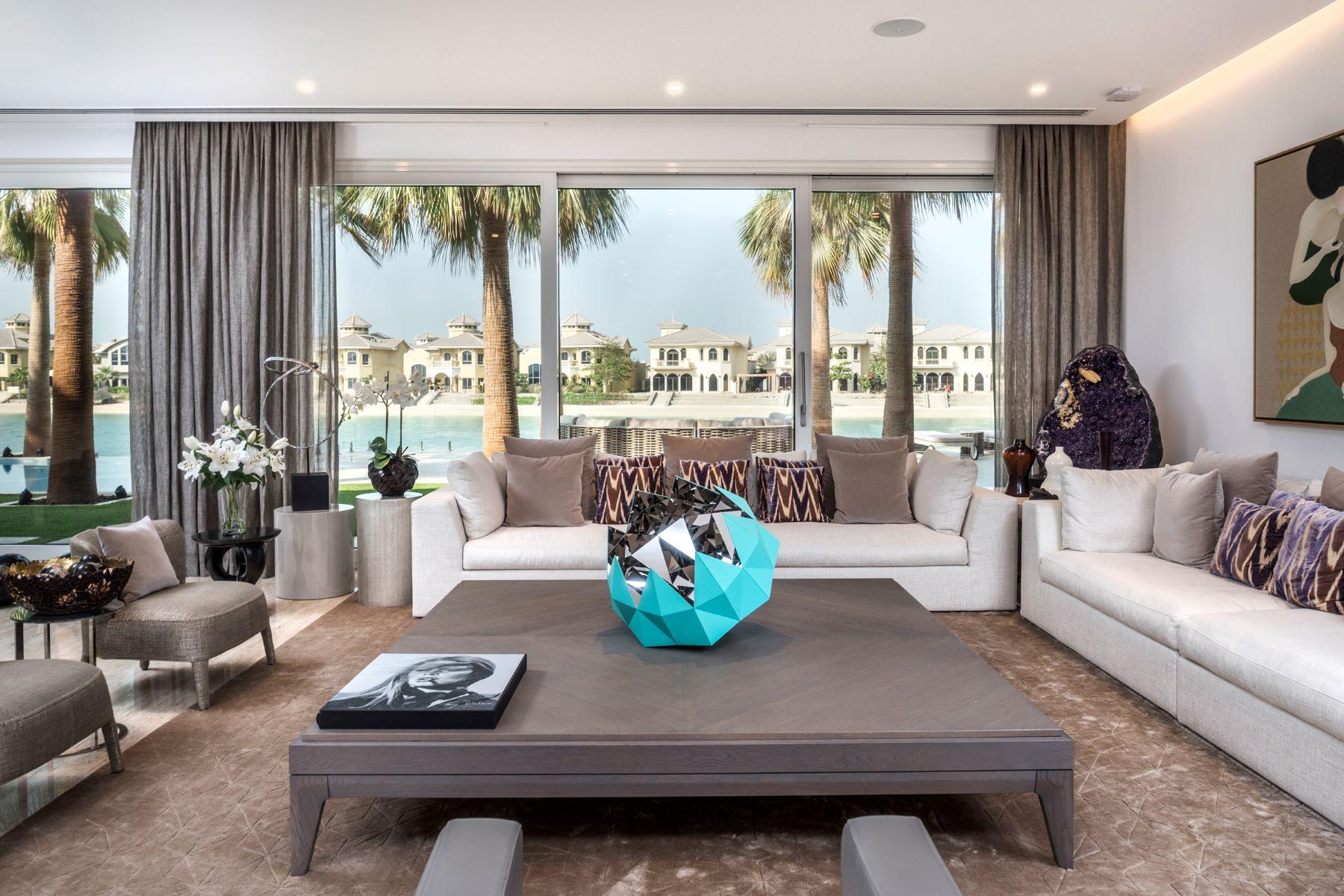 Single Family Home for Sale at Contemporary Signature Villa Dubai, United Arab Emirates