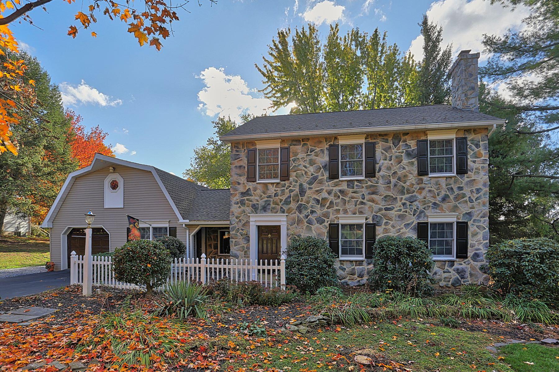 Частный односемейный дом для того Продажа на 641 Bedington Circle Manheim, 17545 Соединенные Штаты
