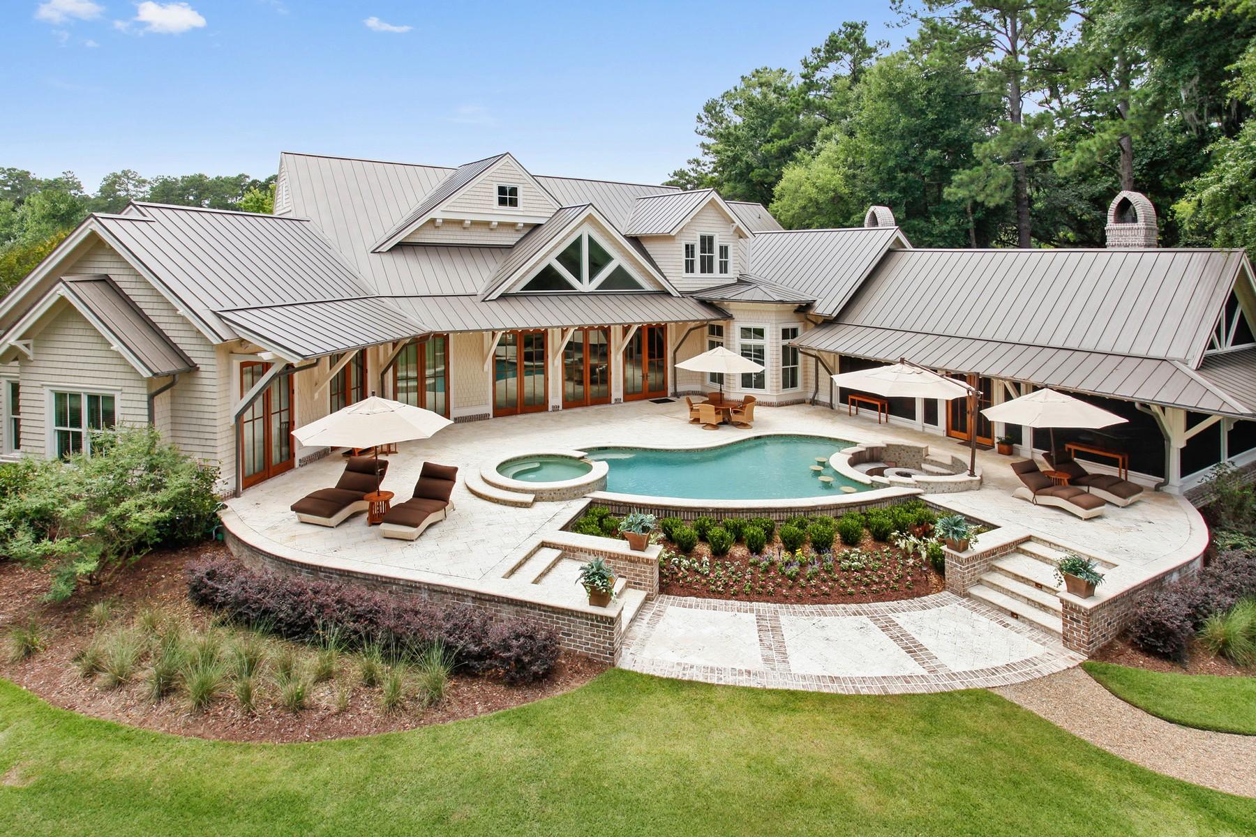 獨棟家庭住宅 為 出售 在 Palmetto Bluff 14 Anson Park Road East Palmetto Bluff, Bluffton, 南卡羅來納州, 29910 美國