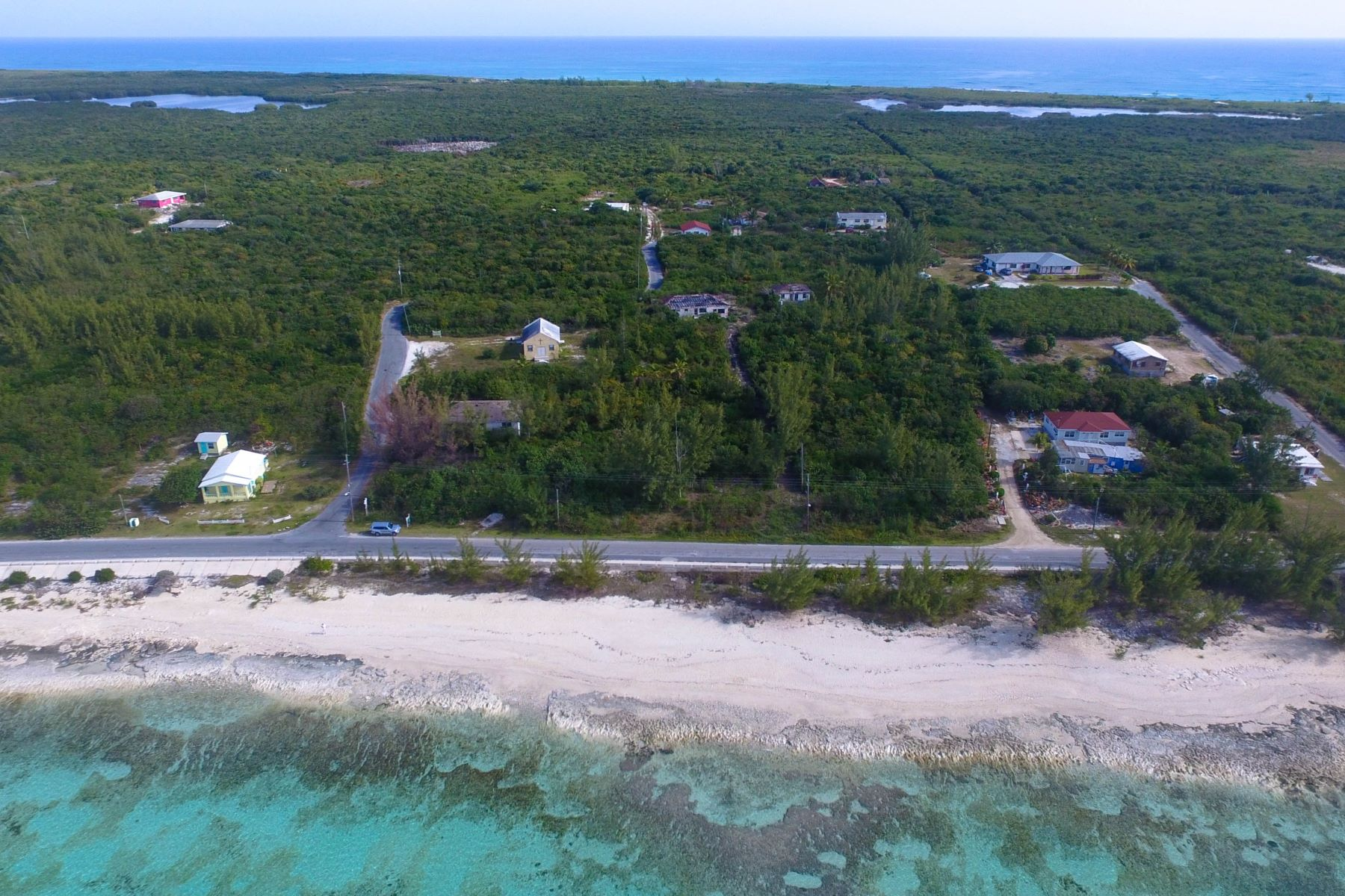 Land for Sale at Beach Front Possibilities James Cistern, Eleuthera Bahamas