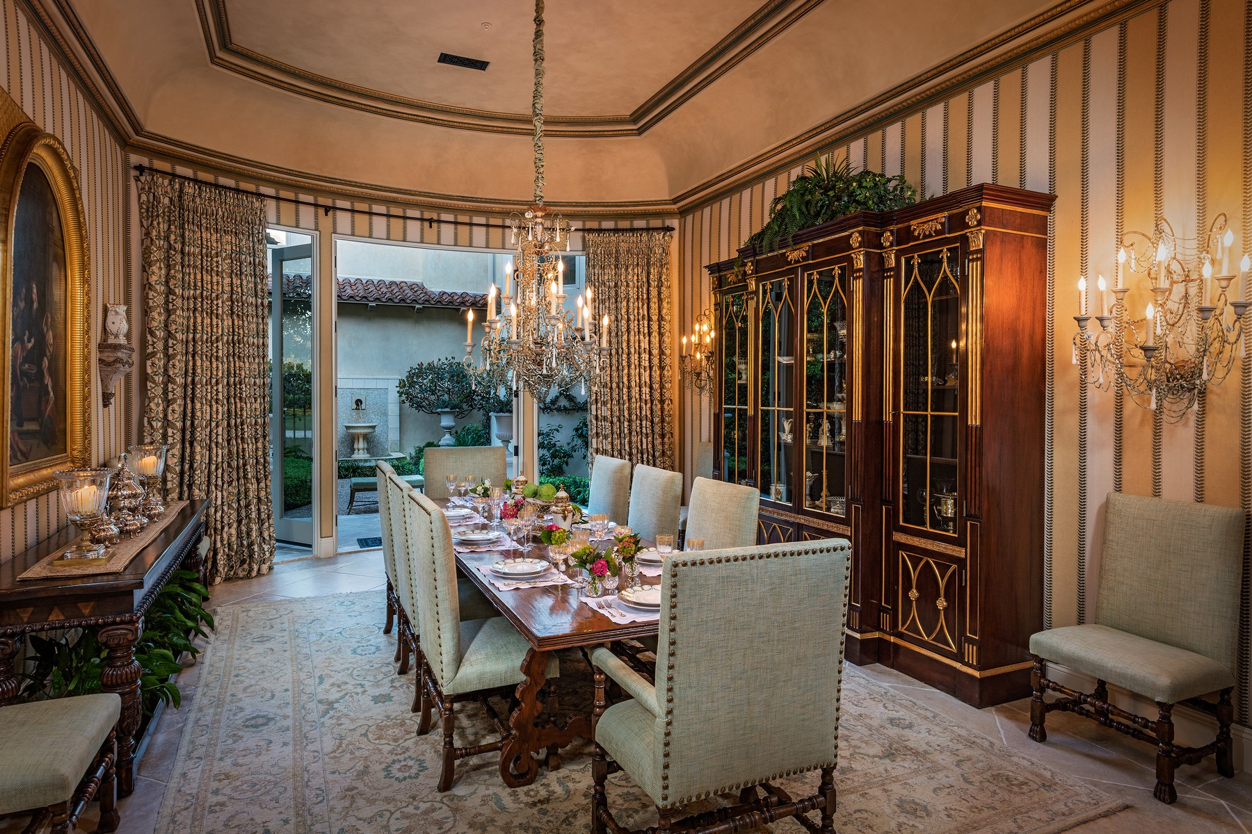 Additional photo for property listing at 6853 Rancho Valencia Road  Rancho Santa Fe, Калифорния 92067 Соединенные Штаты