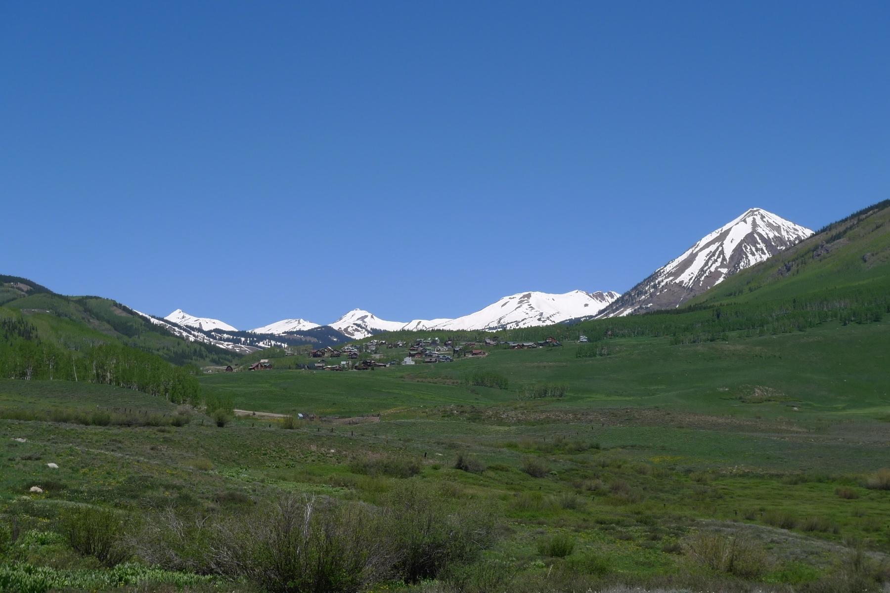Satılık Mülk Mount Crested Butte