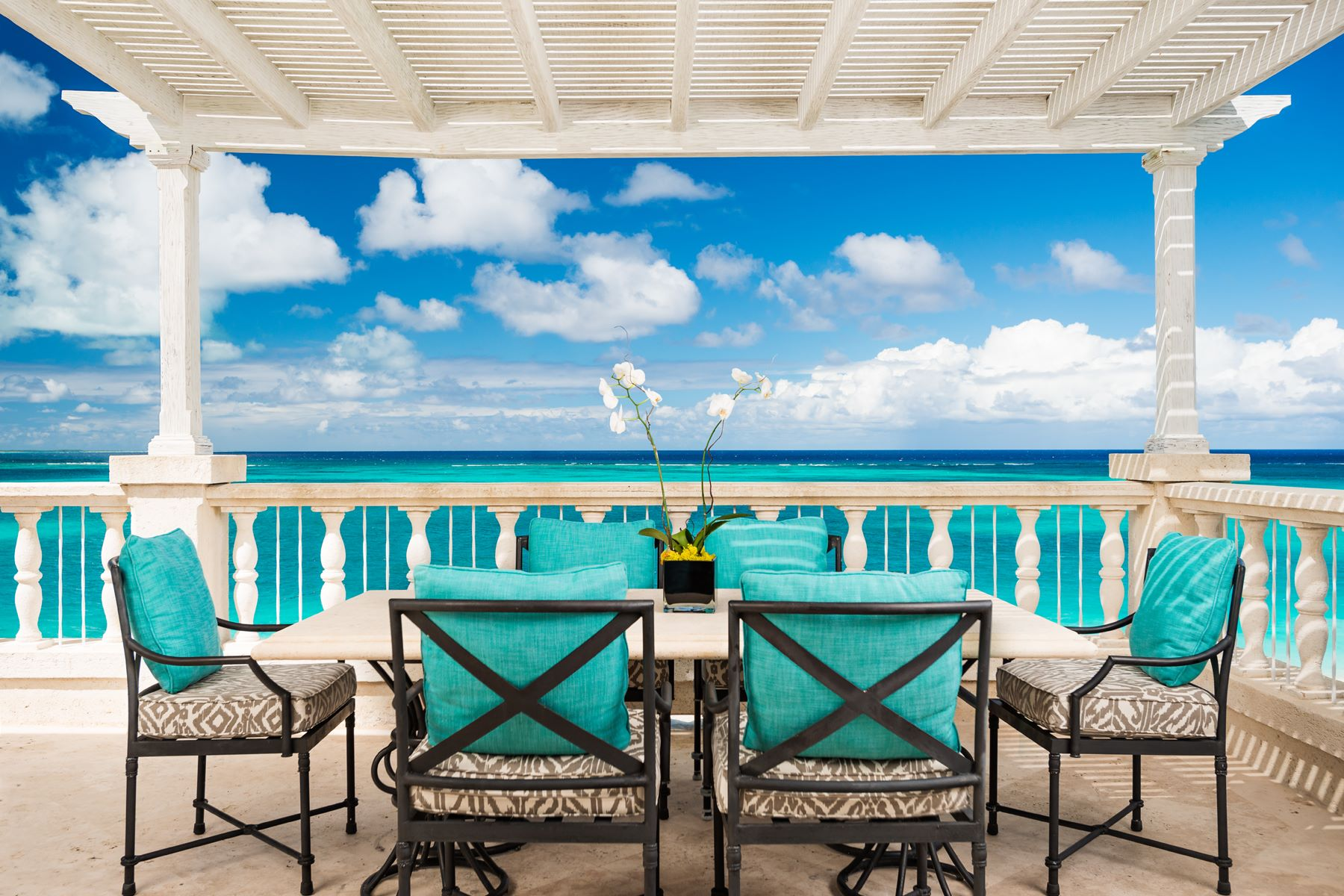 Additional photo for property listing at The Palms Penthouse 5504.05.06 The Regent Palms, Grace Bay, Providenciales Turks And Caicos Islands