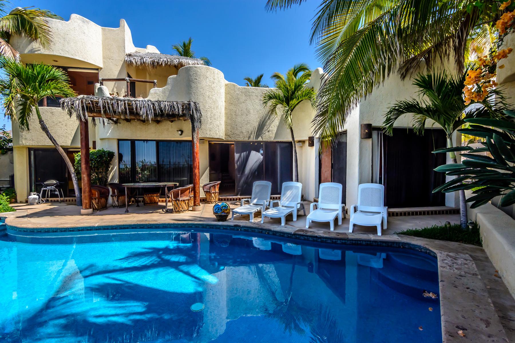 Casa Unifamiliar por un Venta en Casa de la Playa San Jose Del Cabo, Baja California Sur México