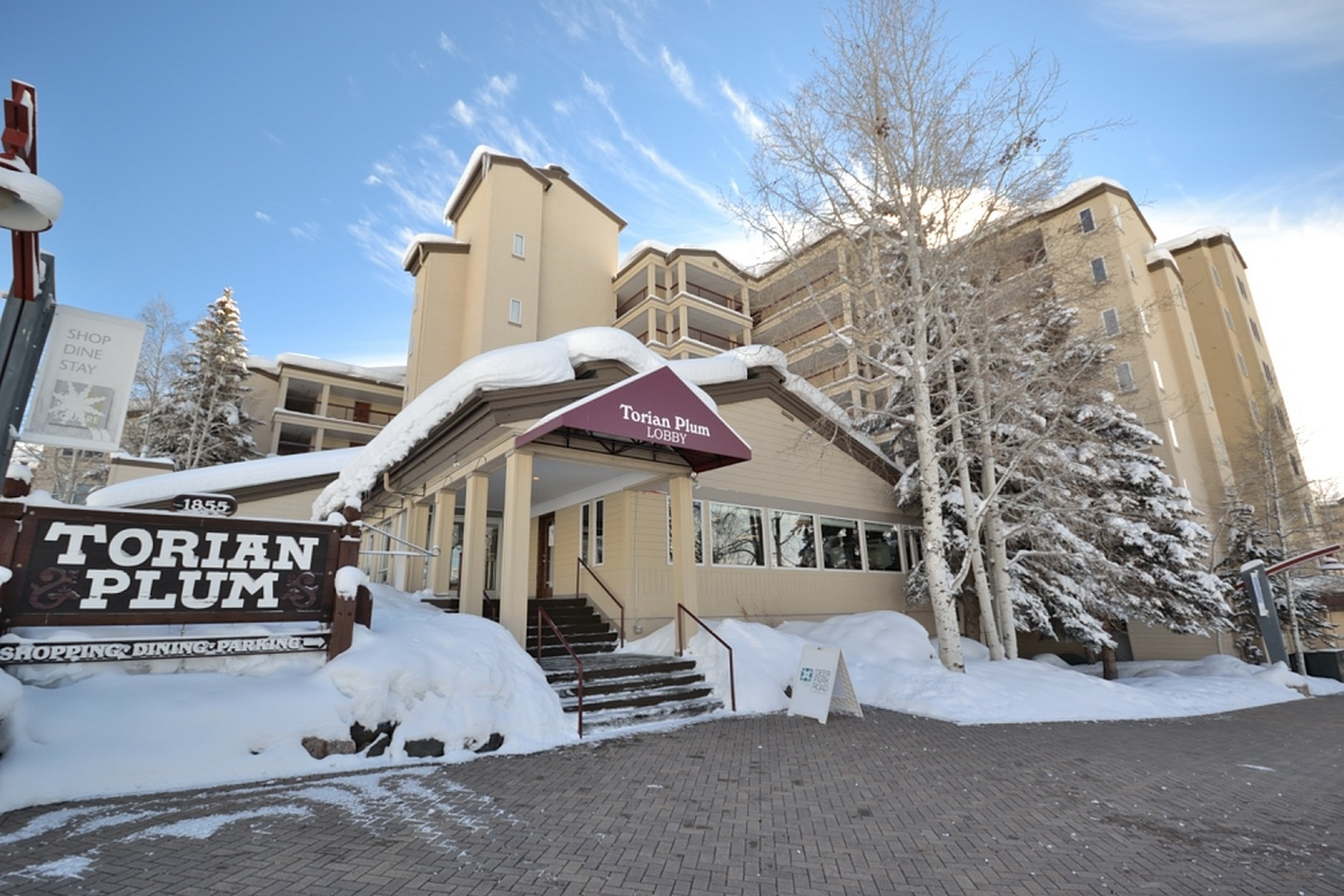 Condominium for Sale at Torian Plum #205: 2014 Remodel 1855 Ski Time Square Dr. #205 Steamboat Springs, Colorado 80487 United States