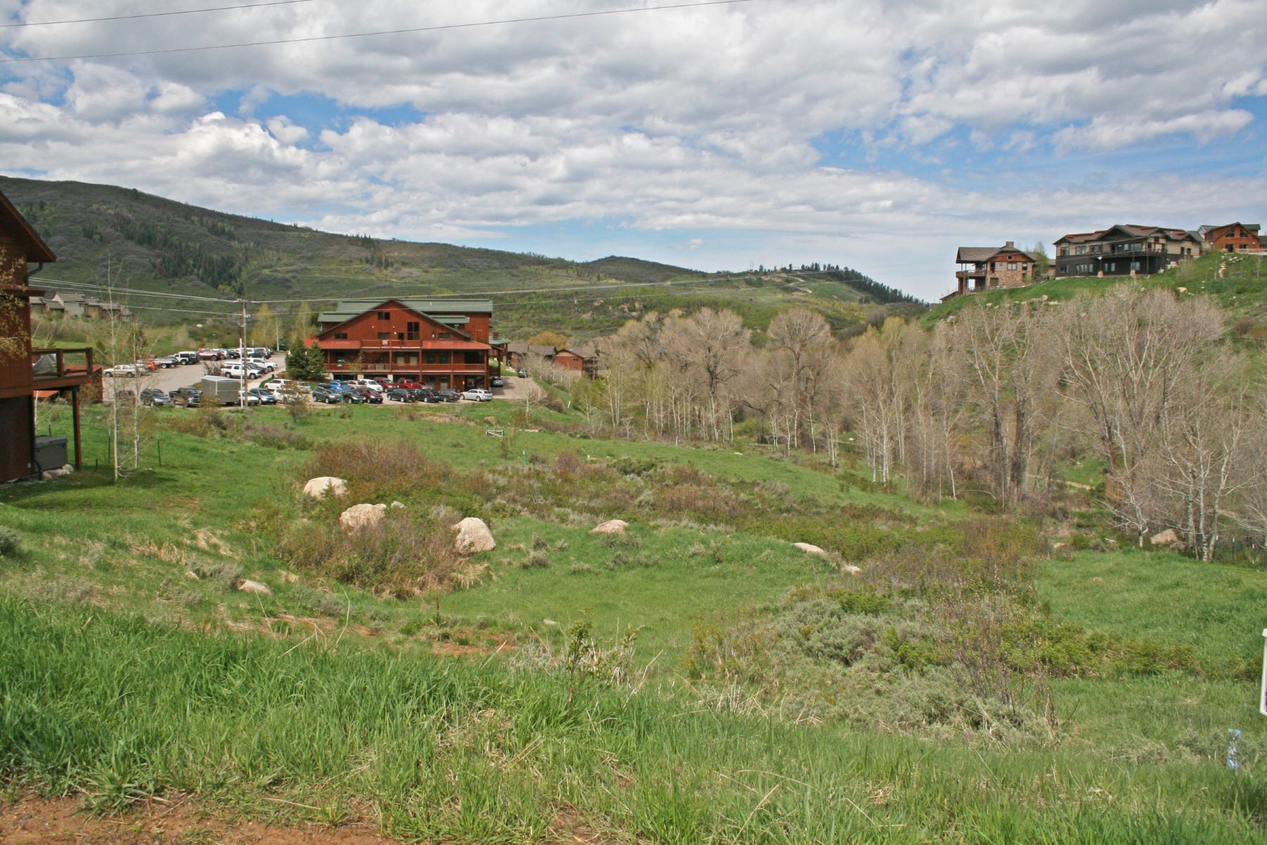 Land for Sale at Fox Hunt Subdivision Lot 843 & 845 Mill Run Court Steamboat Springs, Colorado 80487 United States