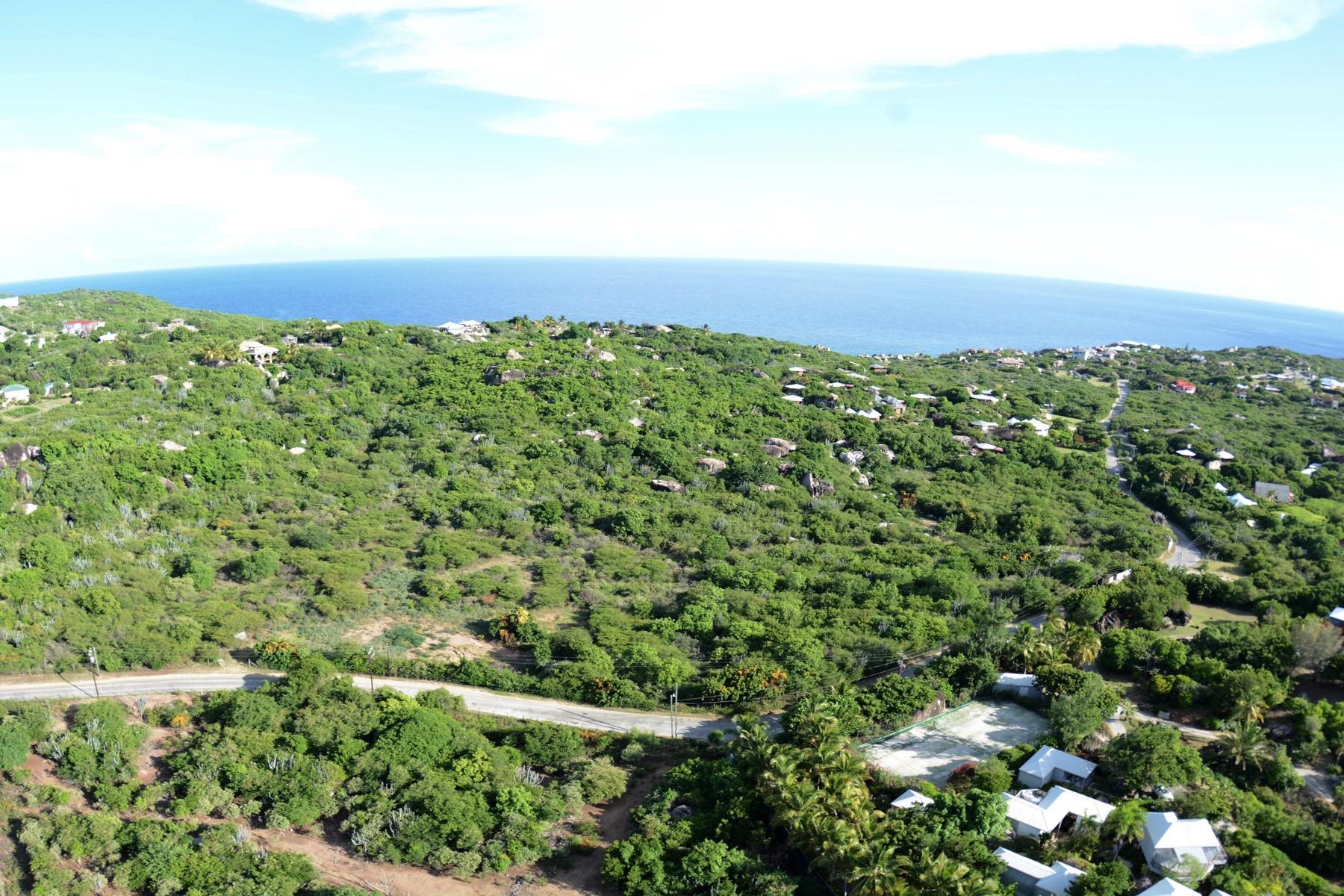 Terreno por un Venta en Spring Bay Land Spring Bay, Virgen Gorda Islas Vírgenes Británicas