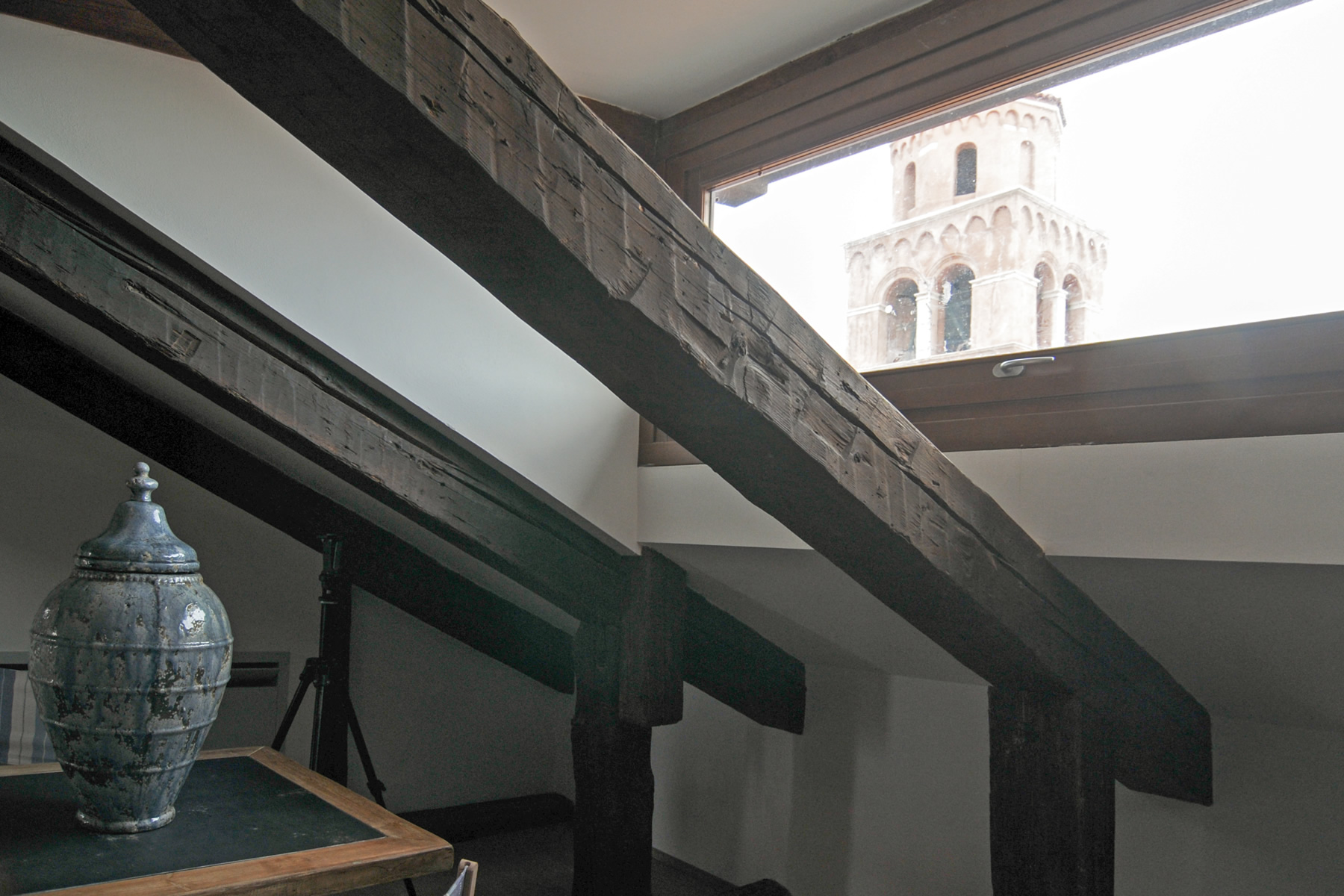 Additional photo for property listing at Castello Mansarda Venice, Venice Italy