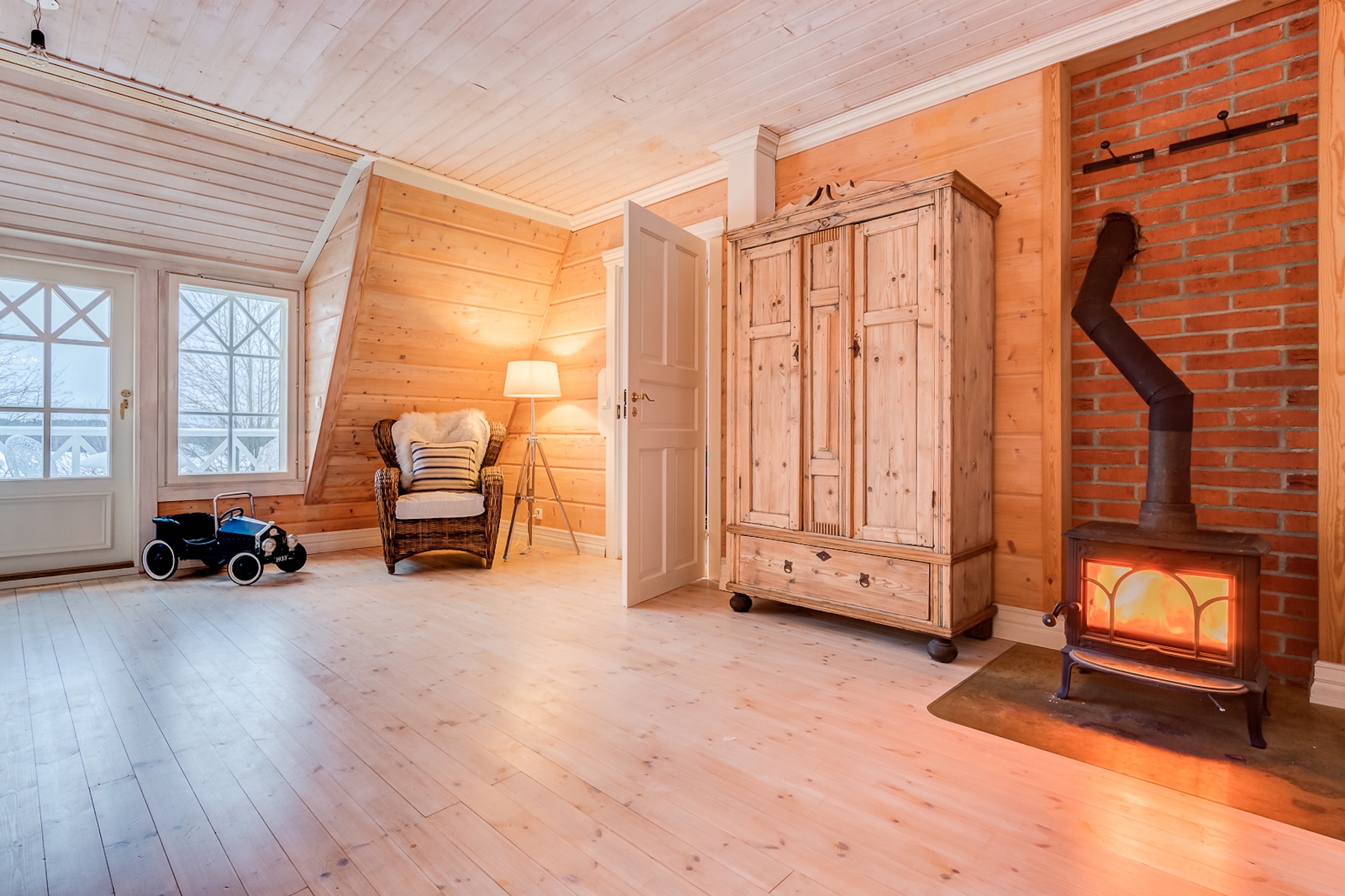 Other Residential for Sale at Atmospheric country side home Tammisaarentie 520 Other Uusimaa, Uusimaa 10300 Finland