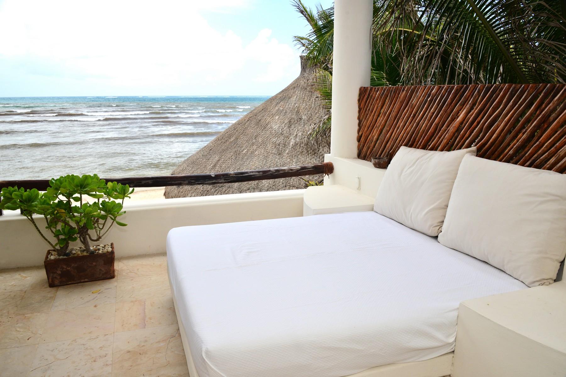 Additional photo for property listing at SEAFRONT PARADISE UNIT #201 Seafront Paradise – Unit #201 Predio Maria Irene, Supermzna 12, Mzna 21 13 Puerto Morelos, Quintana Roo 77930 Mexico