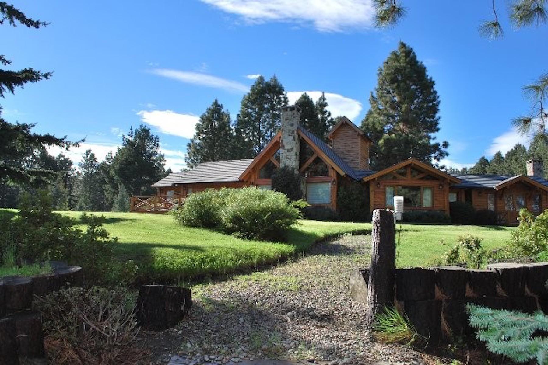 Single Family Home for Sale at Casa Dina Huapi costa de lago (Bariloche) Bariloche, Rio Negro, Argentina