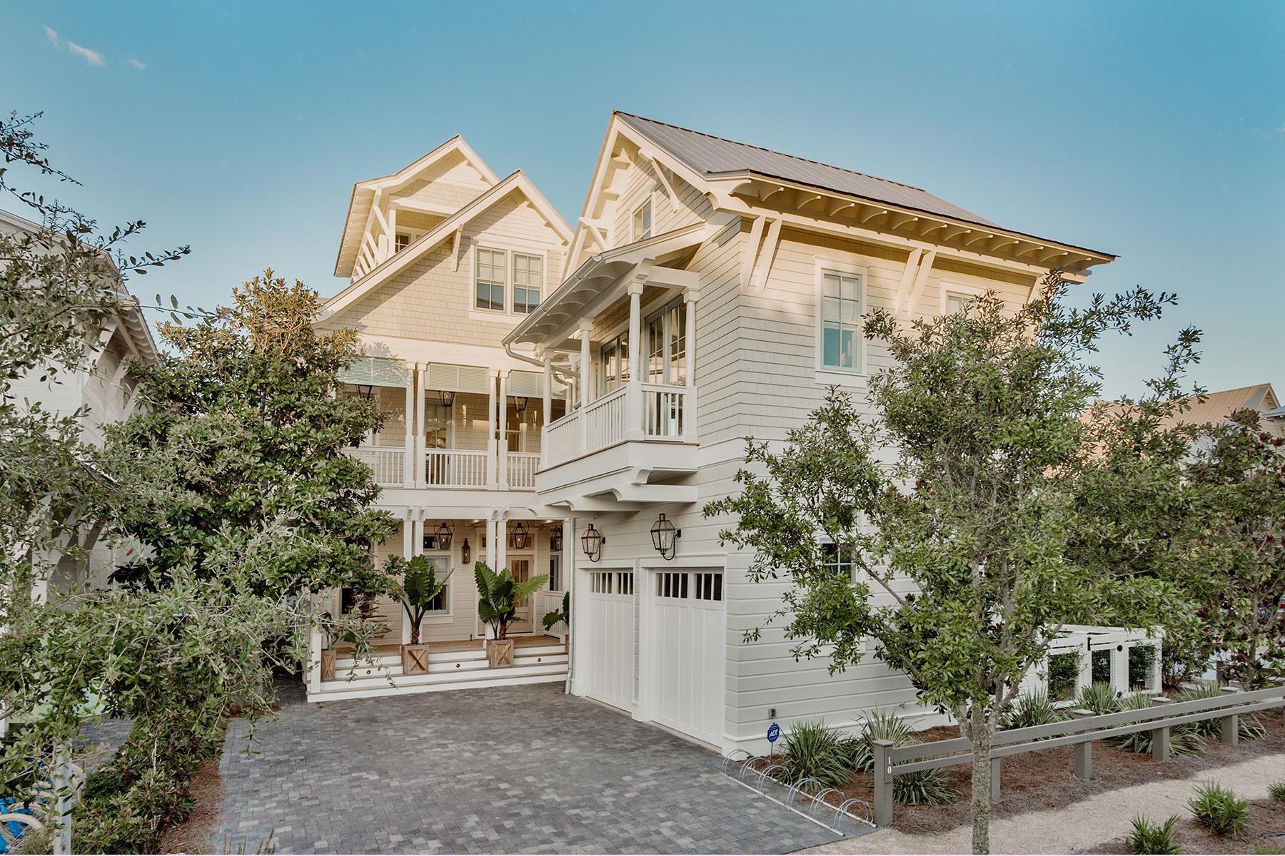 一戸建て のために 売買 アット IMPECCABLE DESIGN & FUNCTION FOR HIGH END LIVING & ENTERTAINING 10 Flatwood Street Watercolor, Santa Rosa Beach, フロリダ, 32459 アメリカ合衆国