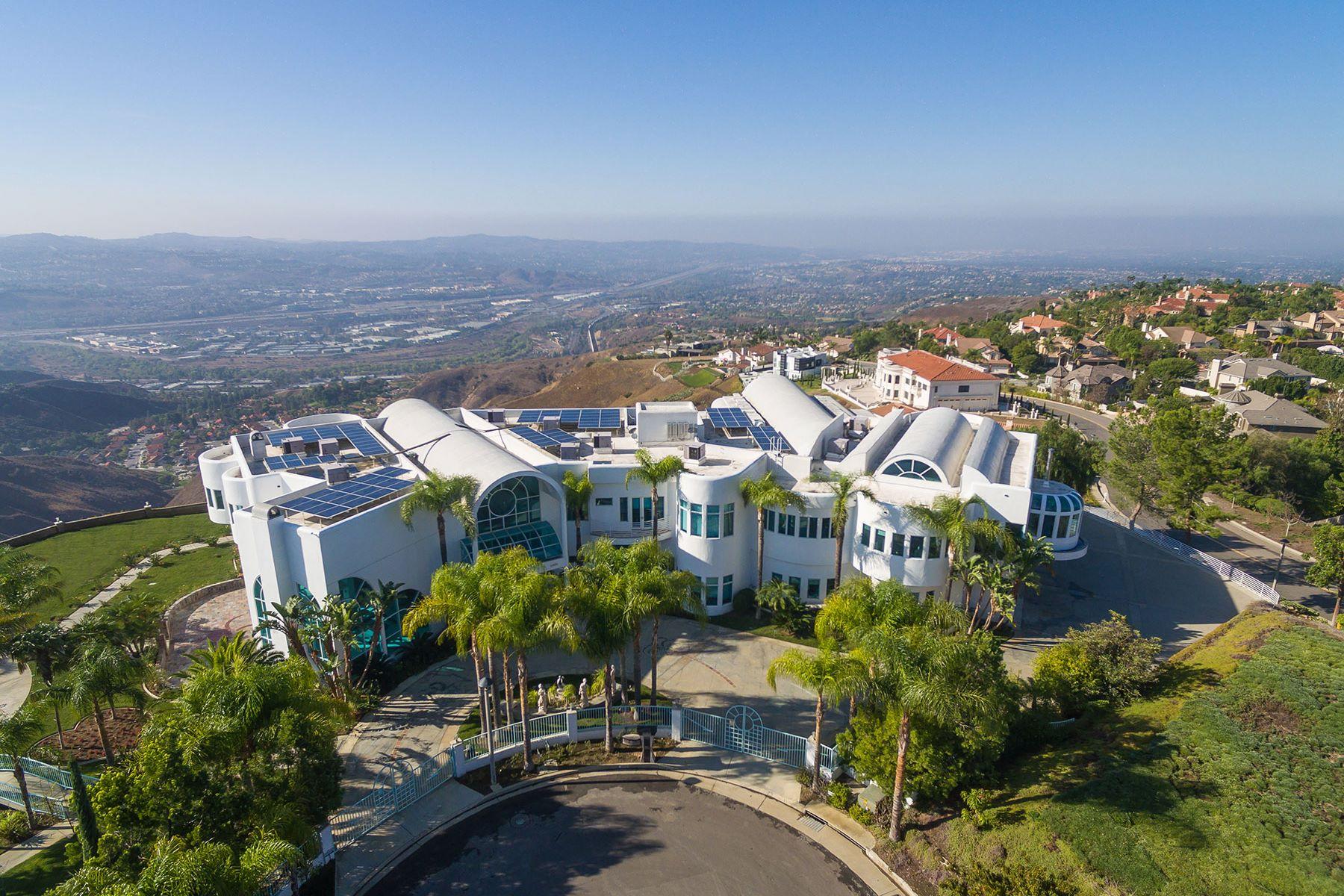 단독 가정 주택 용 매매 에 5005 Hidden Glen Yorba Linda, 캘리포니아, 92887 미국