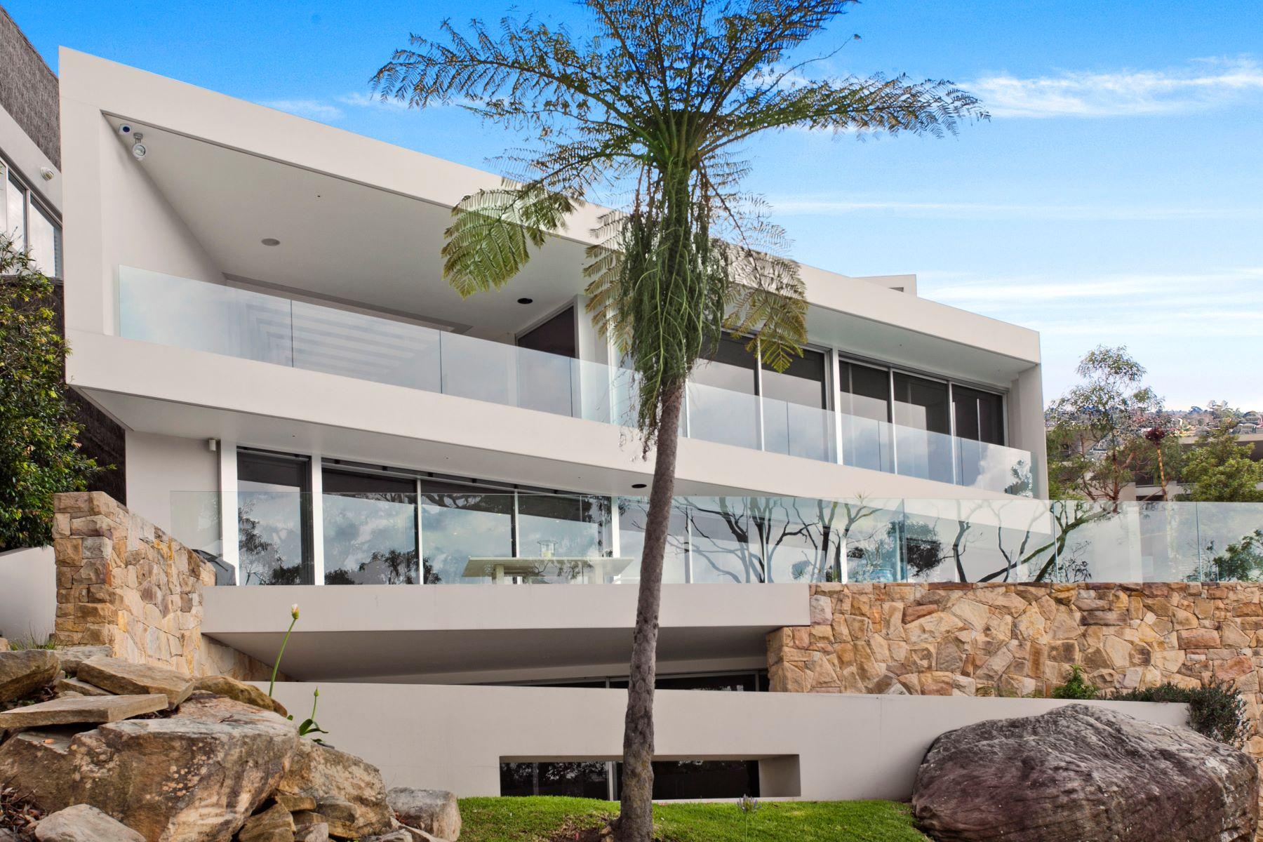 獨棟家庭住宅 為 出售 在 38 Bay Street, Mosman Sydney, New South Wales, 2088 澳大利亞