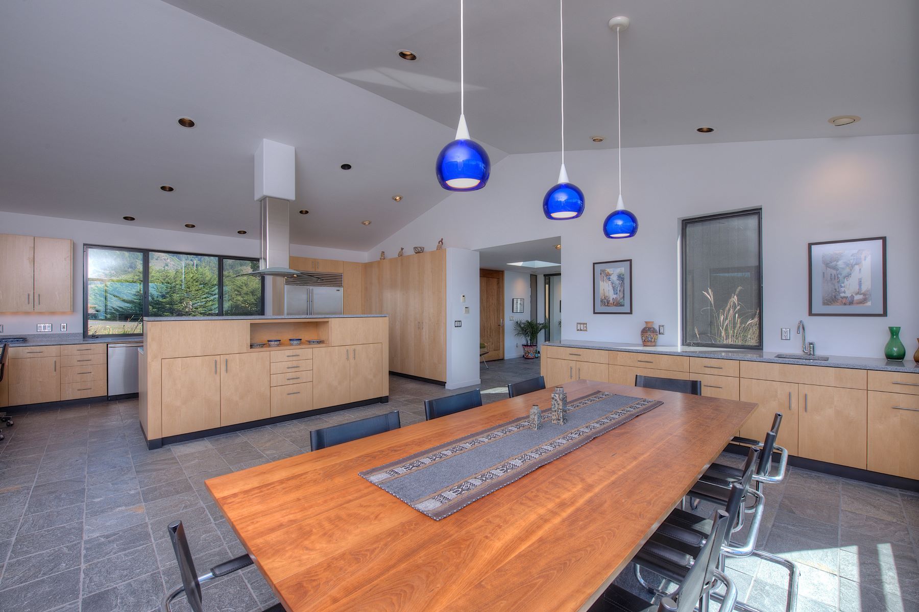 Additional photo for property listing at Modern Architectural Masterpiece on Mendocino Coast 7000 South Hwy 1 Elk, Kalifornien 95432 Vereinigte Staaten
