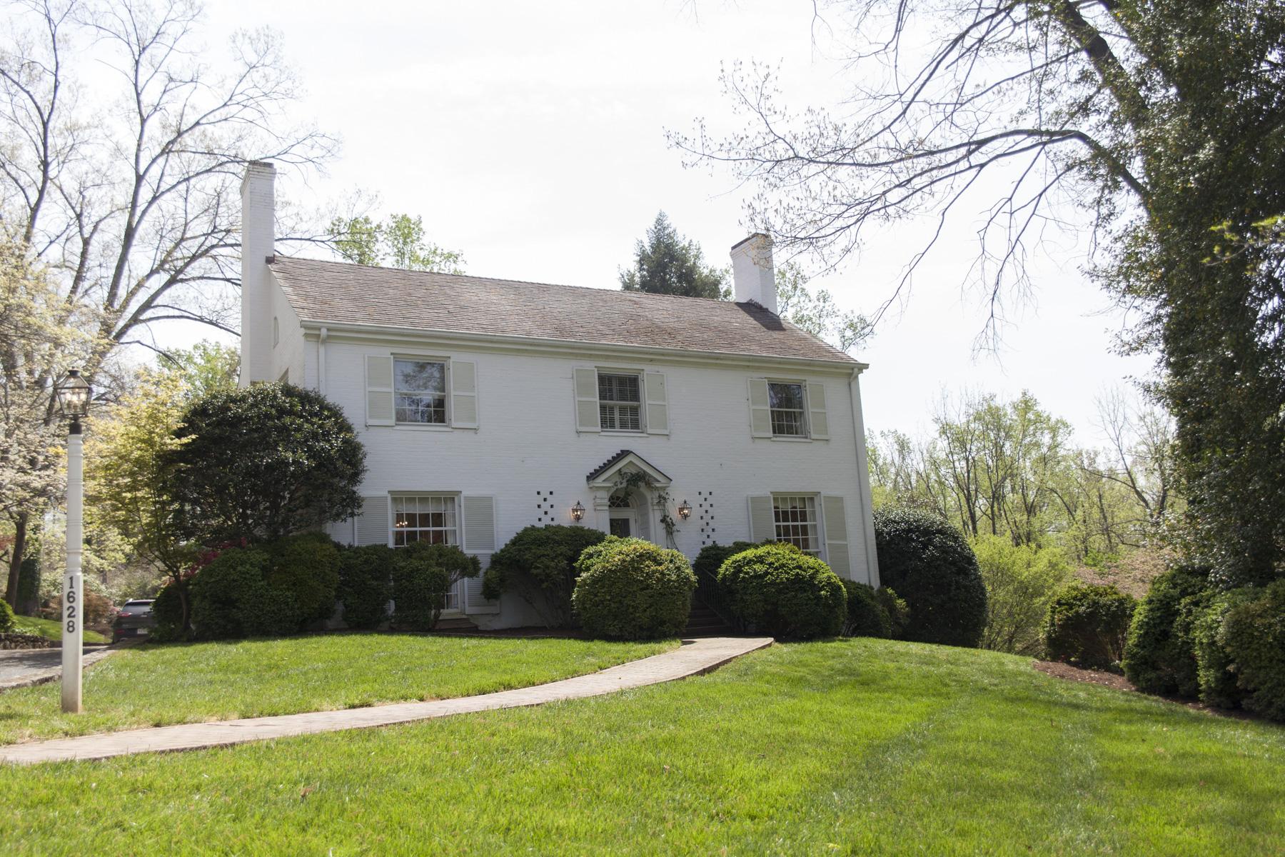 Vivienda unifamiliar por un Venta en 1628 Linden Ave Lynchburg, Virginia, 24503 Estados Unidos