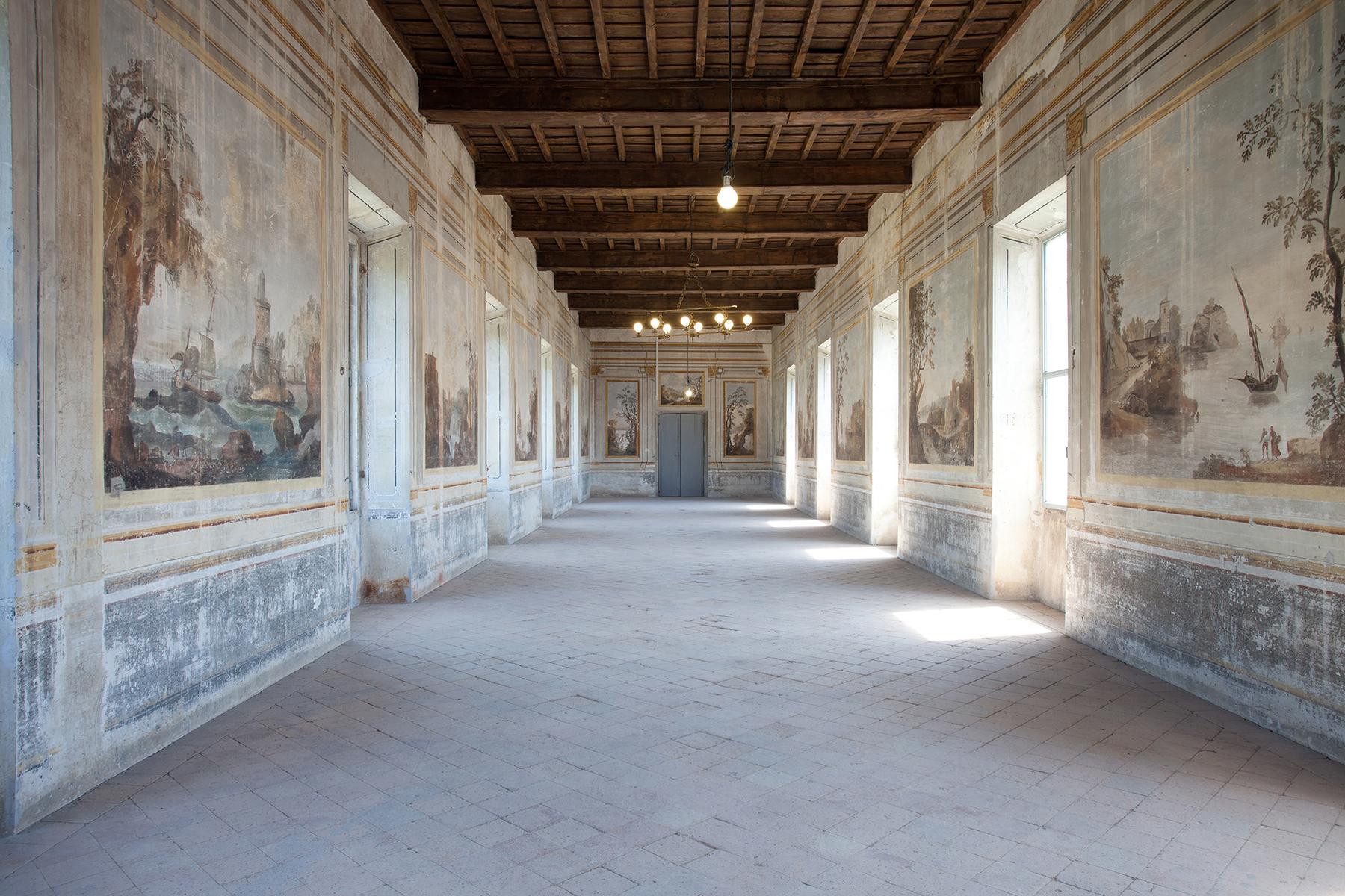 Additional photo for property listing at Vicovaro Castle Via Regina Margherita Vicovaro, Rome 00029 Italien