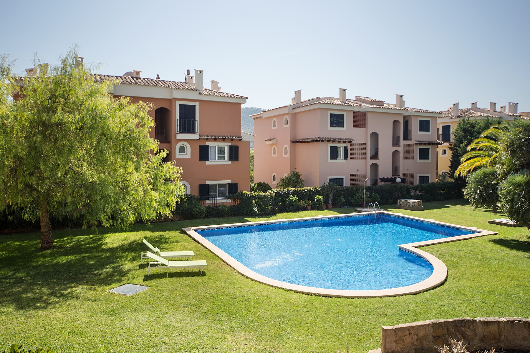 Appartement pour l Vente à Apartments in beautiful community in Port Andratx Port Andratx, Majorque, 07157 Espagne