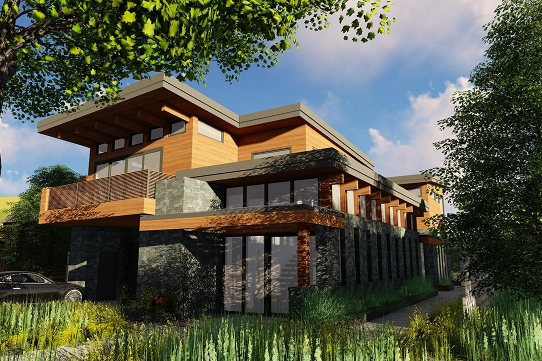 Single Family Home for Sale at The Best of the West End 300 Lake Avenue West End, Aspen, Colorado, 81611 United States