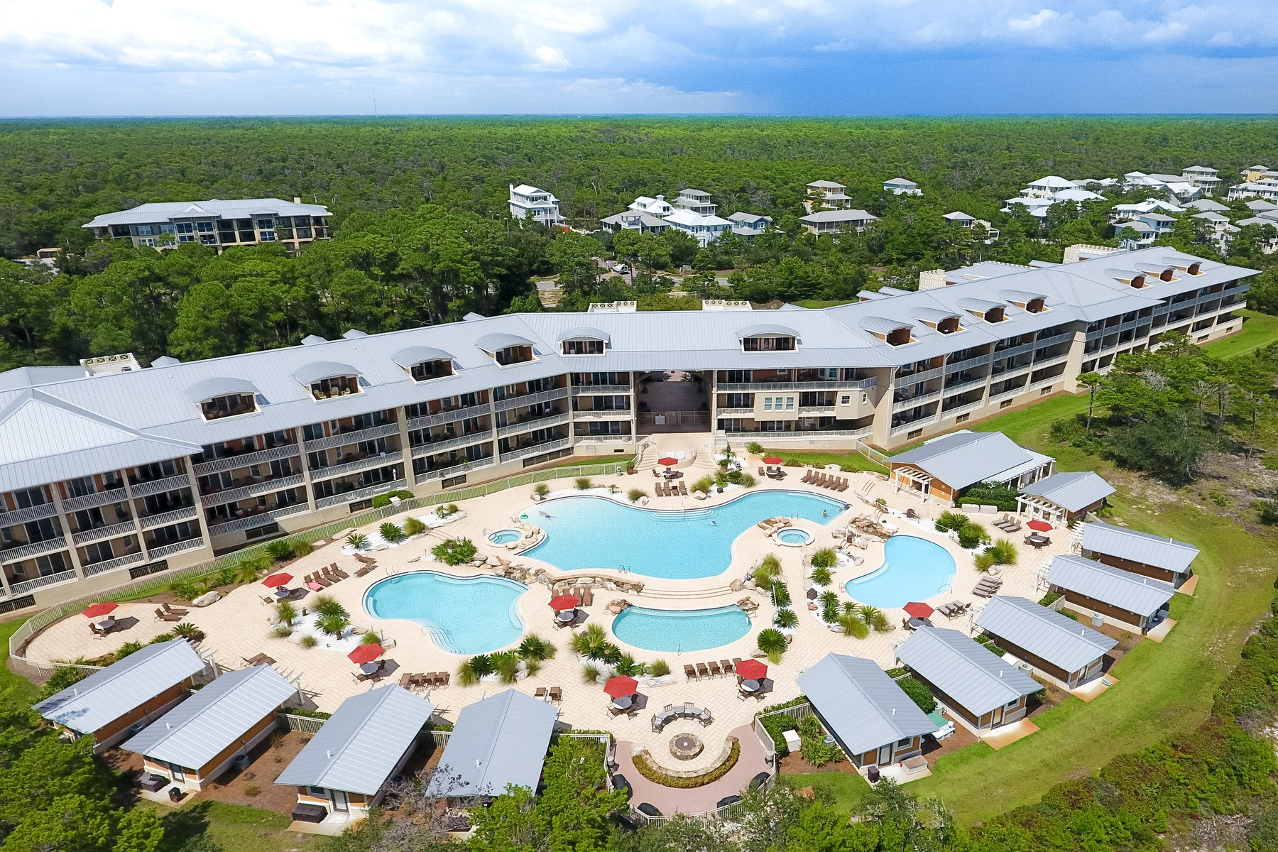 Condominium for Sale at TWO STORY PENTHOUSE WITH GULF VIEWS FROM EVERY BEDROOM 1653 W County Highway 30A 3112 Santa Rosa Beach, Florida 32459 United States