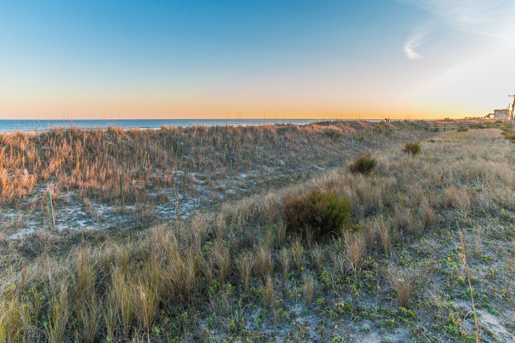 Land for Sale at Pristine Waterfront Lot on South End of Island Lot 3 Ocean Blvd, Topsail Beach, North Carolina, 28445 United States