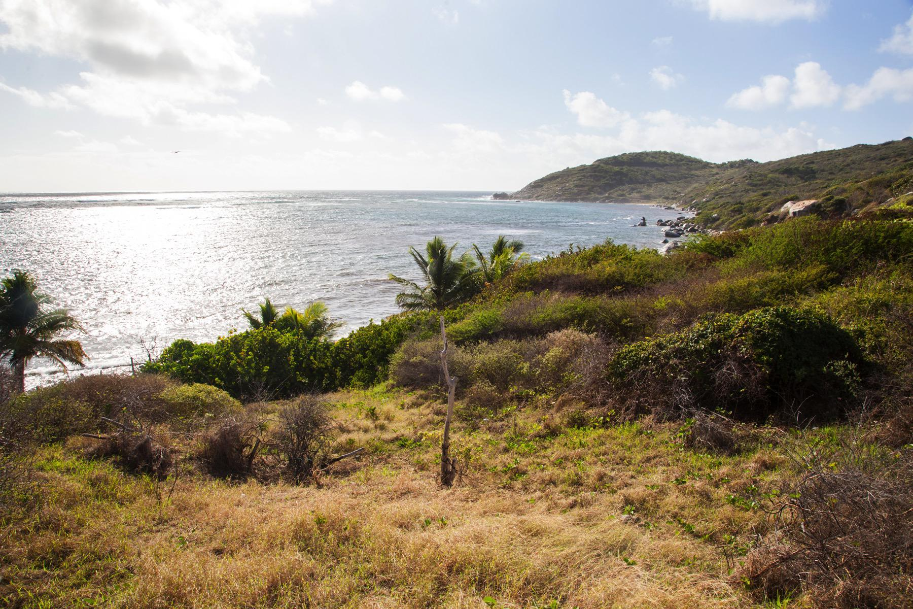 Terrain pour l Vente à Windy Hill Waterfront Land 401 Windy Hill, Virgin Gorda, Iles Vierges Britanniques