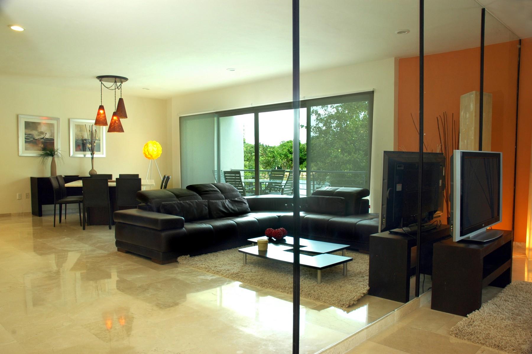 Additional photo for property listing at GOLF ONE C2 Golf One. Playacar Fase II Av. Xaman - Ha Lt. 1 Mza. 12 Playa Del Carmen, Quintana Roo 77710 Mexico