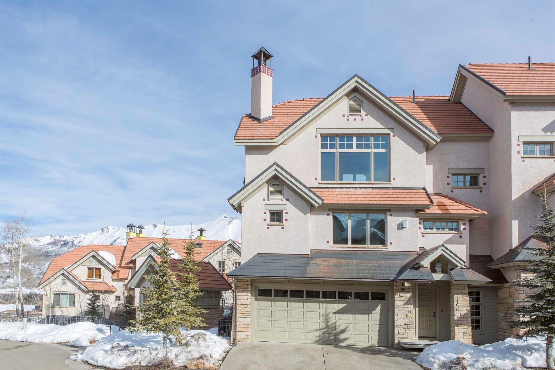 Condominium for Sale at Aspen Ridge 29 110 Aspen Ridge Drive, Unit 29 Telluride, Colorado, 81435 United States