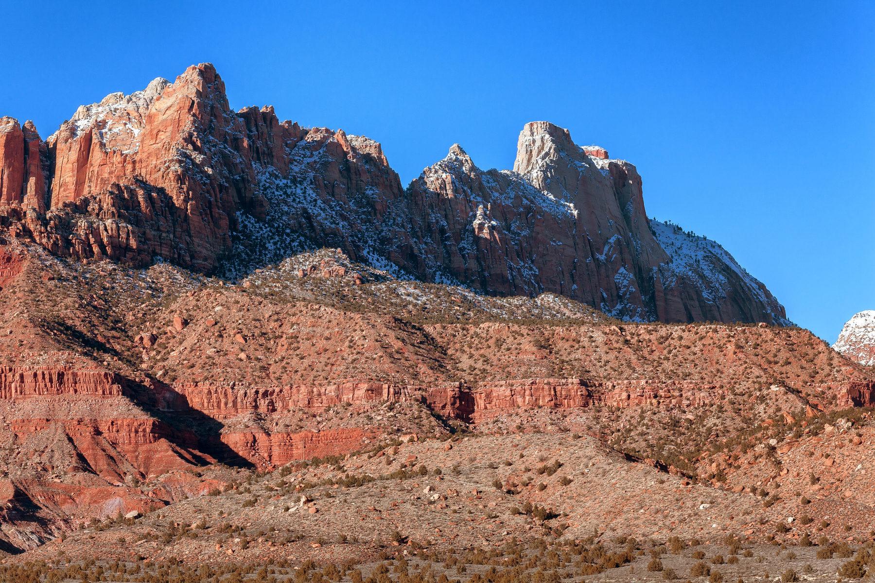 Terreno per Vendita alle ore BUILDING LOT NEXT TO ZION Lot 33 Anasazi Plateau Springdale, Utah, 84767 Stati Uniti