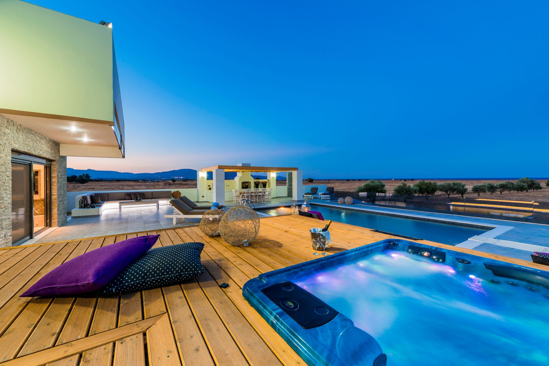 Single Family Home for Sale at Simply Stylish Kalathos Simply Stylish Rhodes, Southern Aegean, 85102 Greece