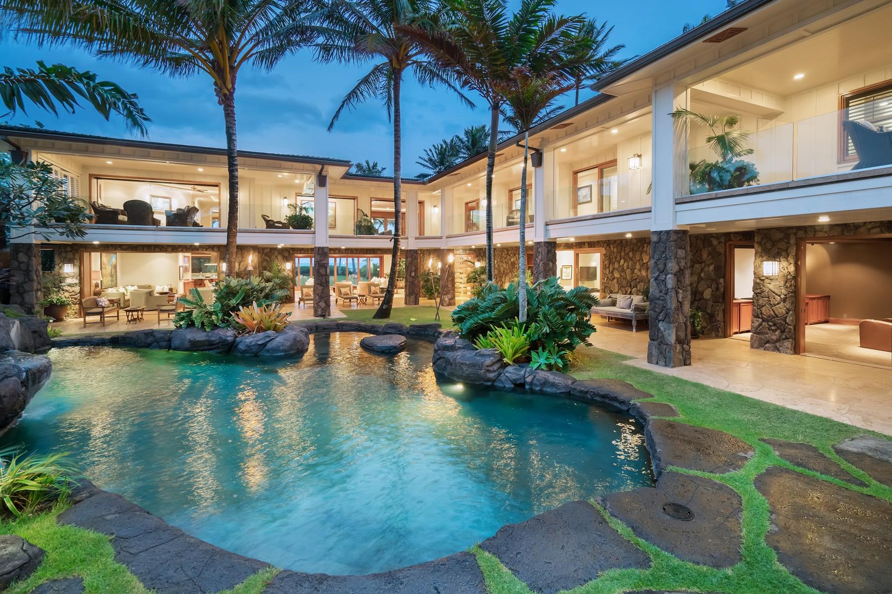 단독 가정 주택 용 매매 에 210 Kalaheo on Kailua Beach 210 Kalaheo Avenue Kailua, 하와이, 96734 미국
