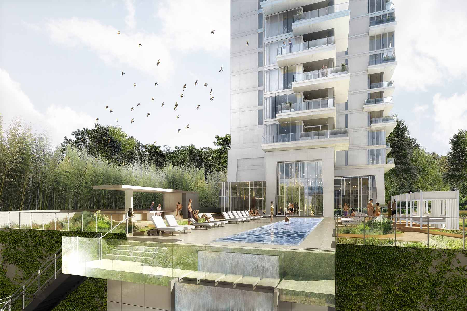 Condominio per Vendita alle ore Exquisite Contemporary Buckhead Residence 2520 Peachtree Road No. 7S Atlanta, Georgia, 30305 Stati Uniti