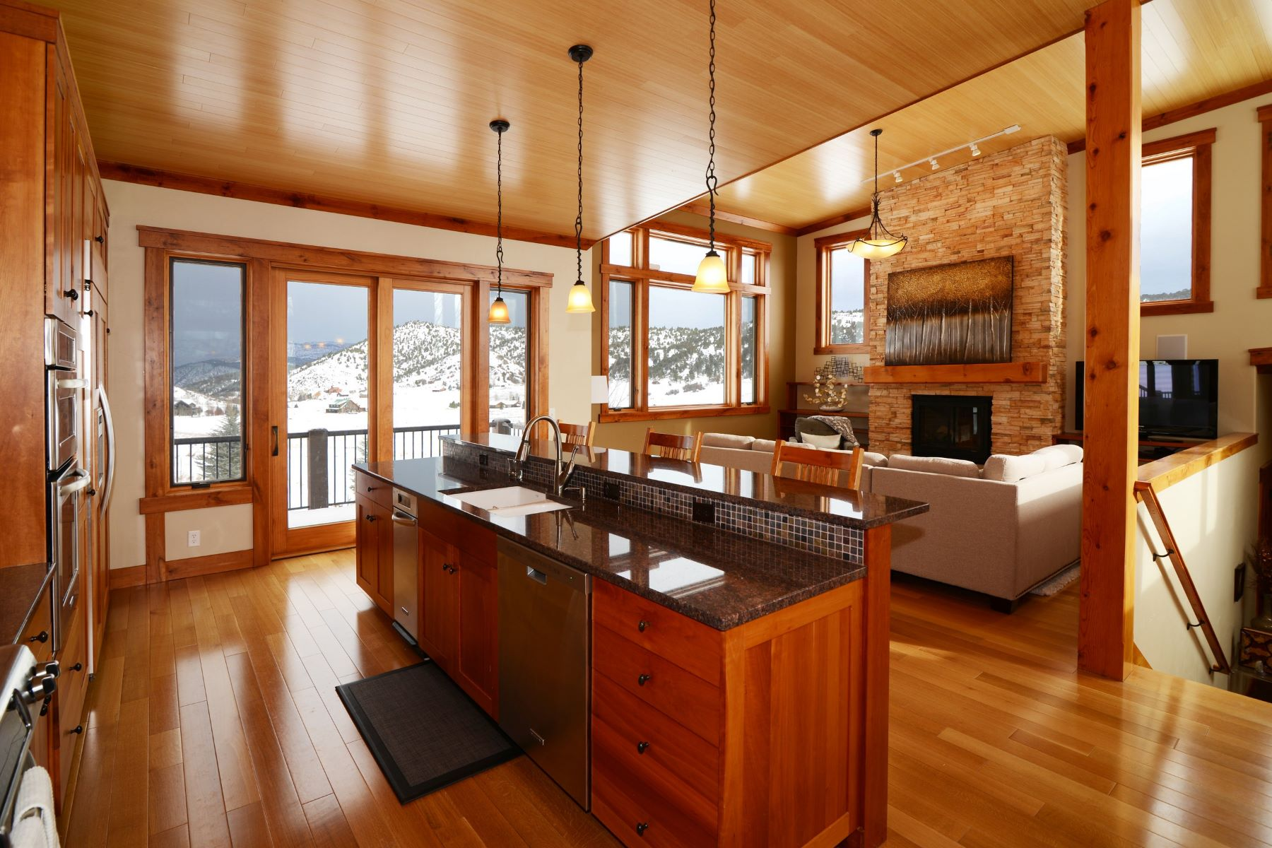 Casa Unifamiliar por un Venta en Mountain Modern Home in Springridge Reserve 341 Spring View Drive Glenwood Springs, Colorado, 81601 Estados Unidos