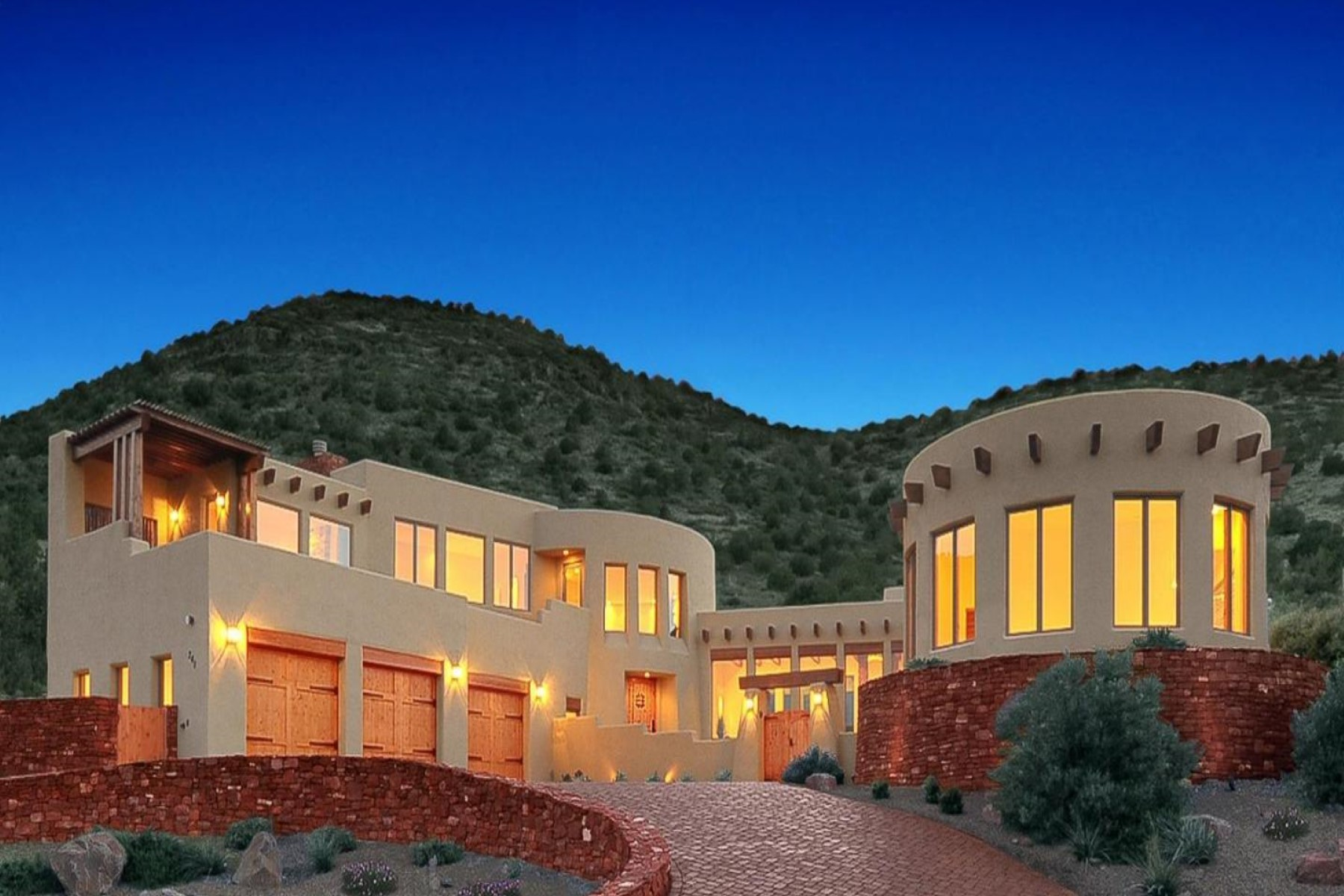 Single Family Home for Sale at Beautiful radiant heated luxury green home 240 Crystal Sky Dr. Sedona, Arizona, 86351 United States
