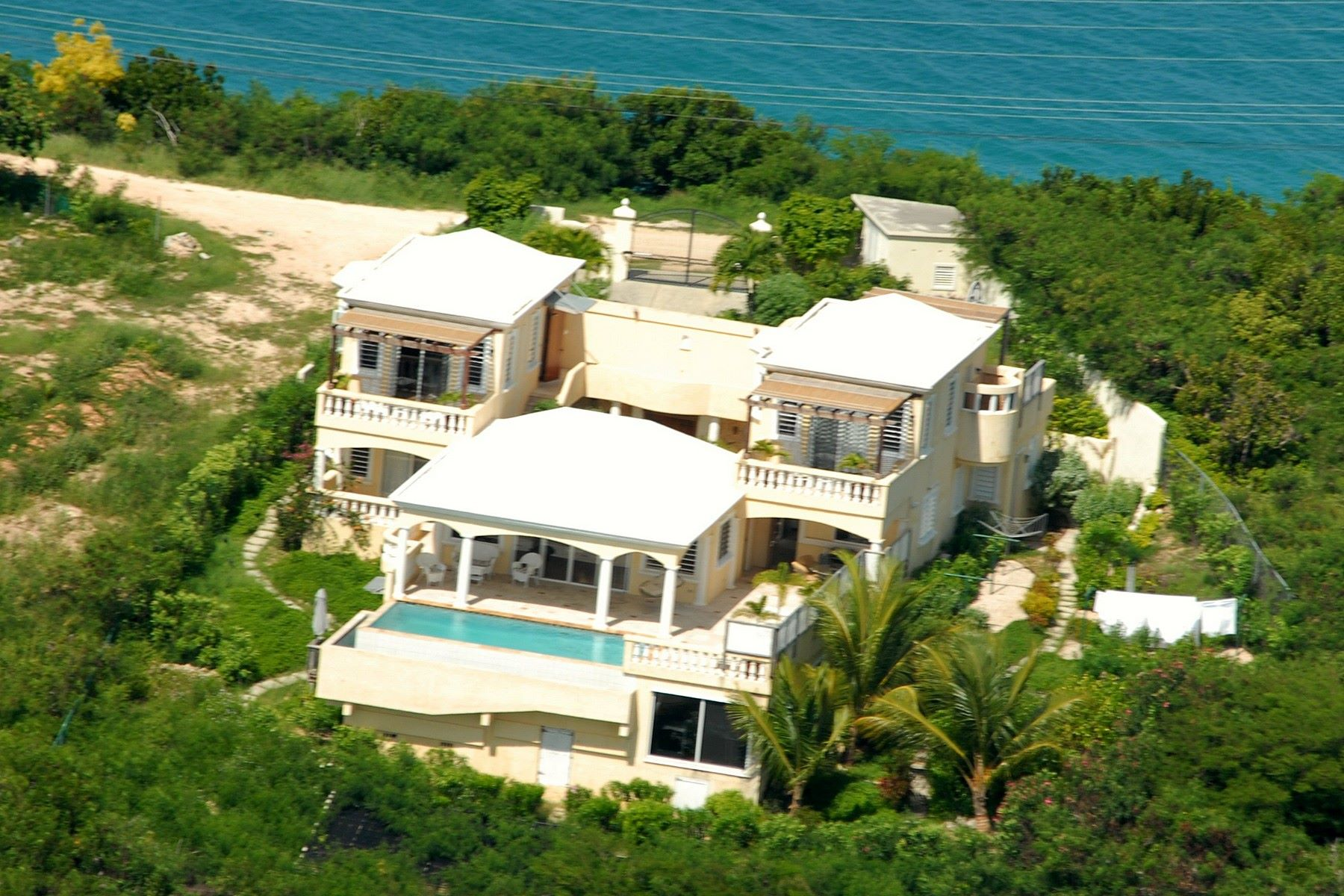 Casa Unifamiliar por un Venta en Edward's Edifice North Hill Other Anguilla, AI 2640 Anguila