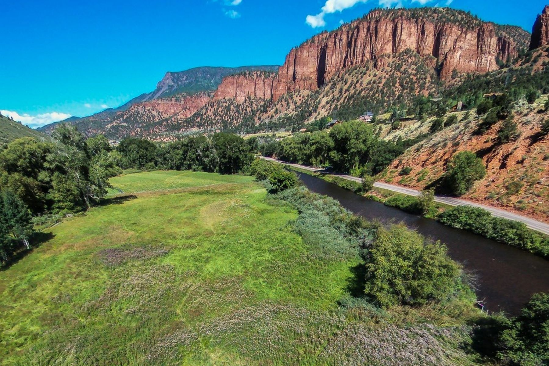 Terreno por un Venta en Special Place on the Frying Pan River TBD Frying Pan Rd Basalt, Colorado 81621 Estados Unidos