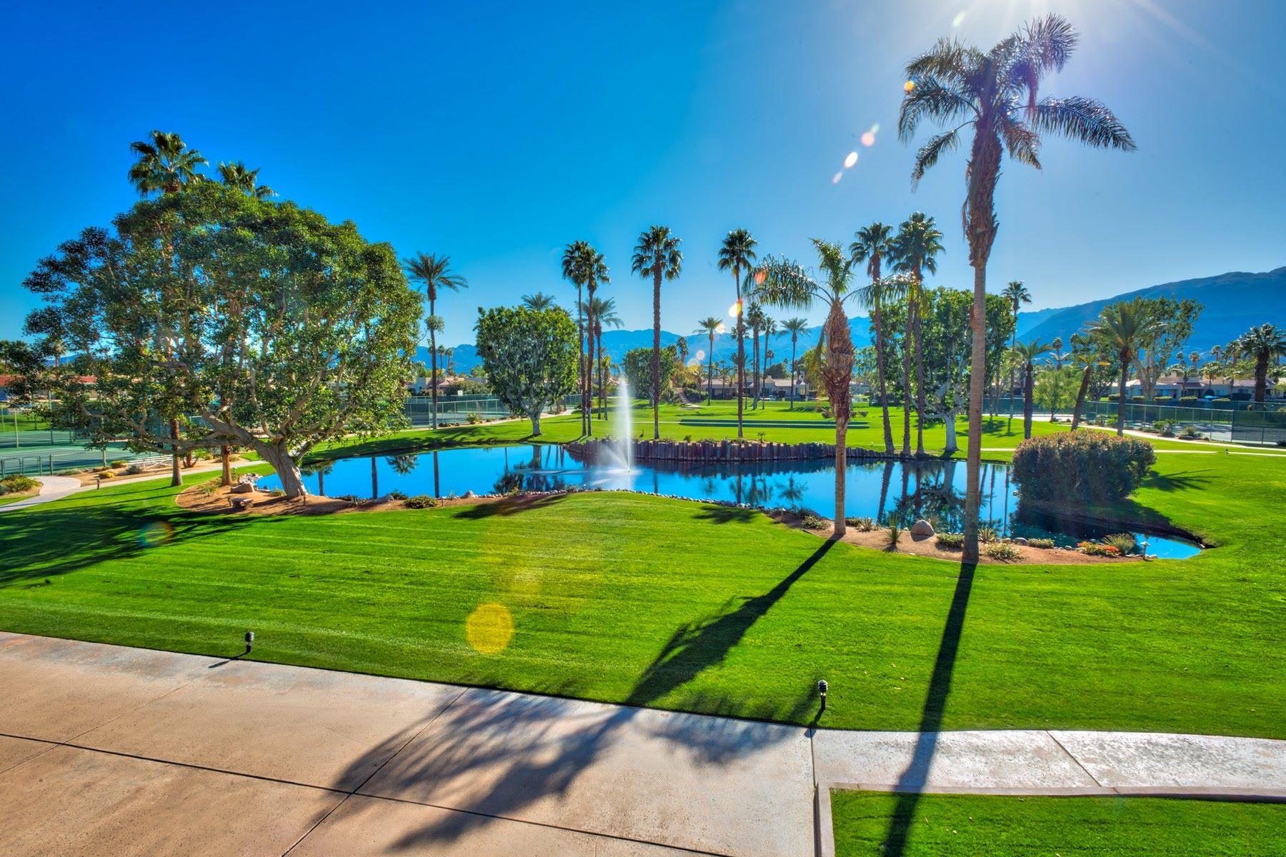 Maison unifamiliale pour l Vente à 165 Lake Shore Drive Rancho Mirage, Californie, 92270 États-Unis