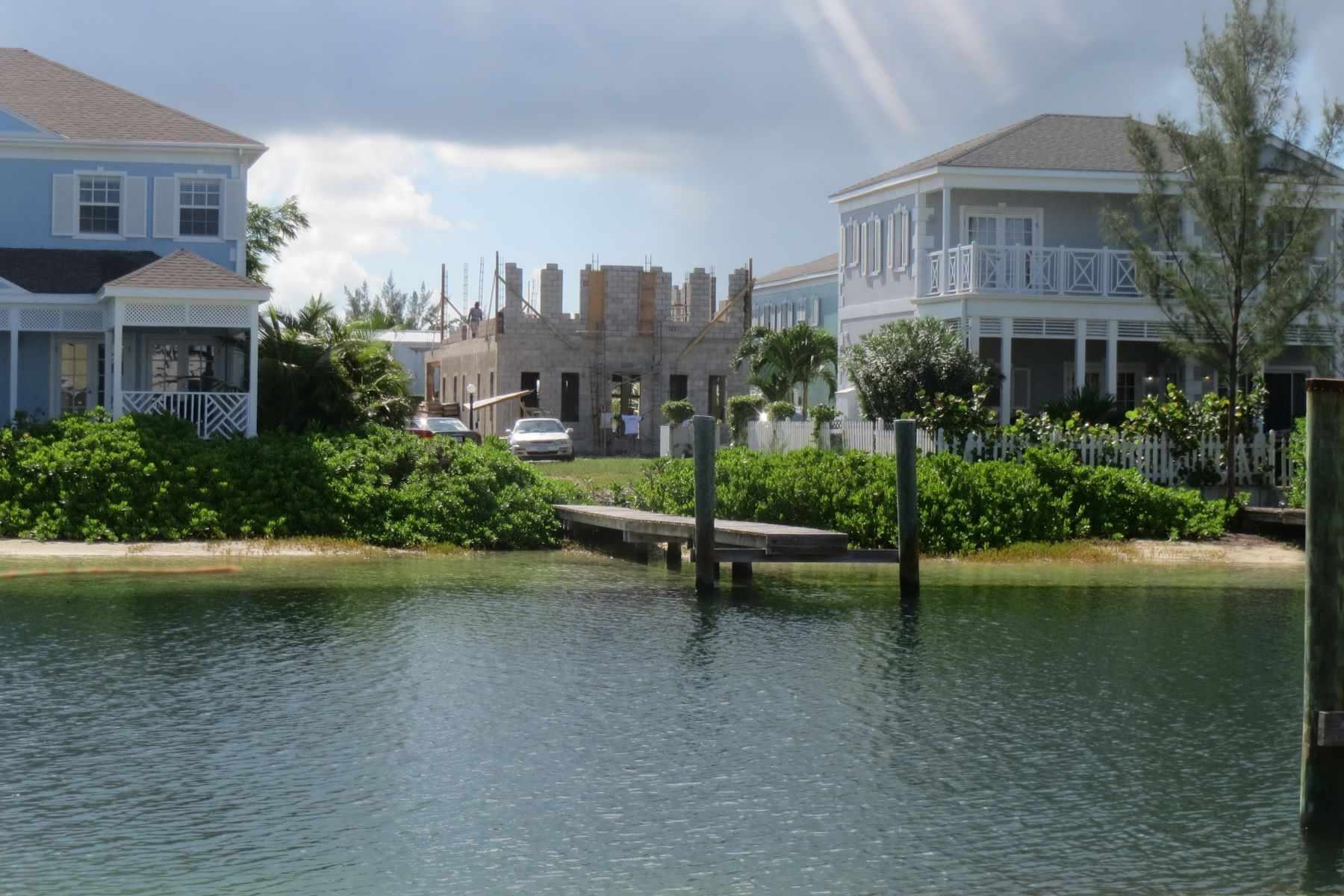 Additional photo for property listing at Poinciana Lot Cable Beach, Nassau And Paradise Island Bahamas