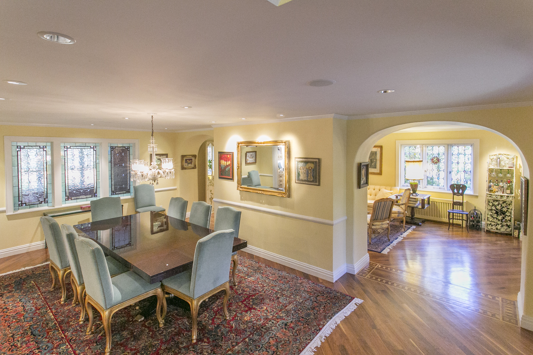 "Additional photo for property listing at ""A HOME FOR ALL SEASONS"" 229 Greenway South, Forest Hills Gardens, Forest Hills, New York 11375 United States"