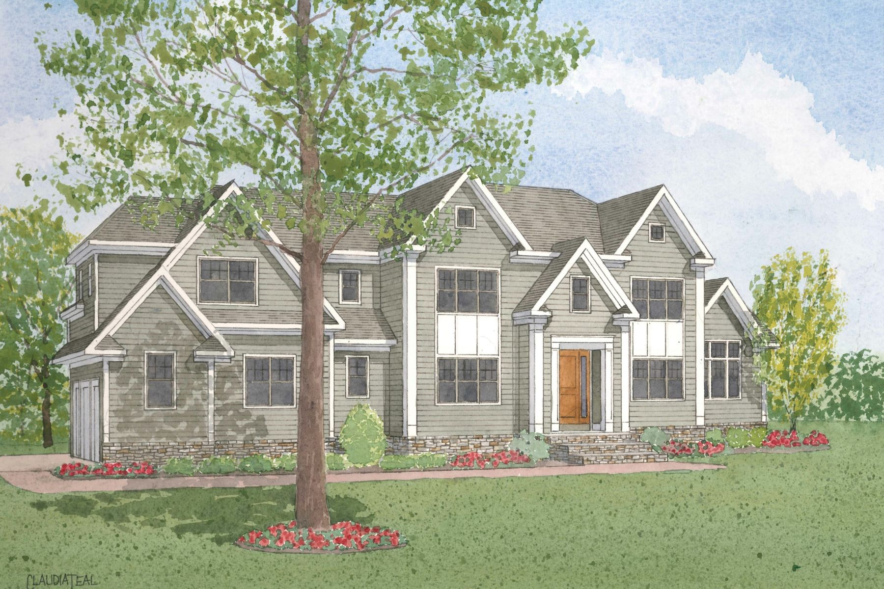 Single Family Home for Sale at All New Construction By Rockwell Custom Homes - Hopewell Township 4 Silvers Court Pennington, 08534 United States