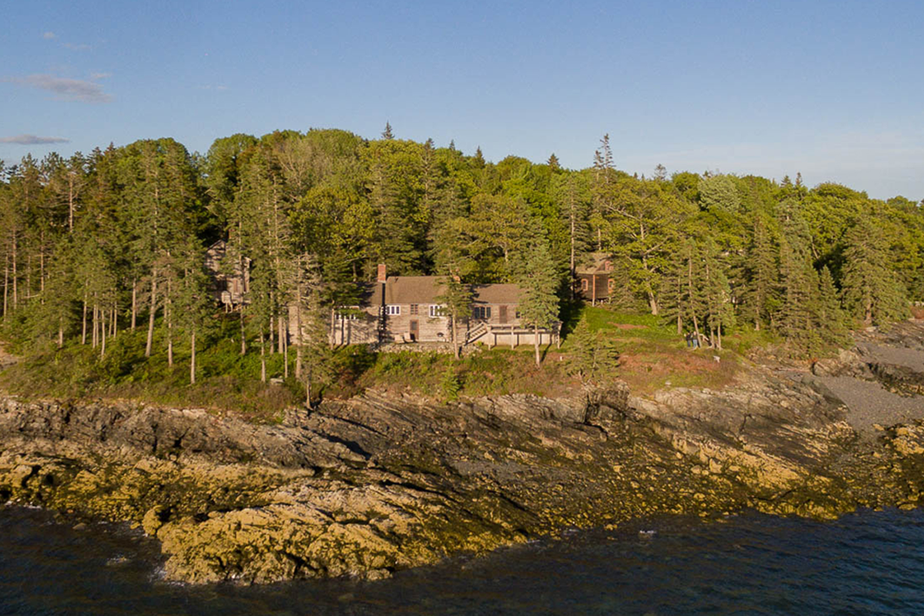Single Family Home for Sale at 115 & 117 Bay View Avenue Sorrento, Maine 04677 United States