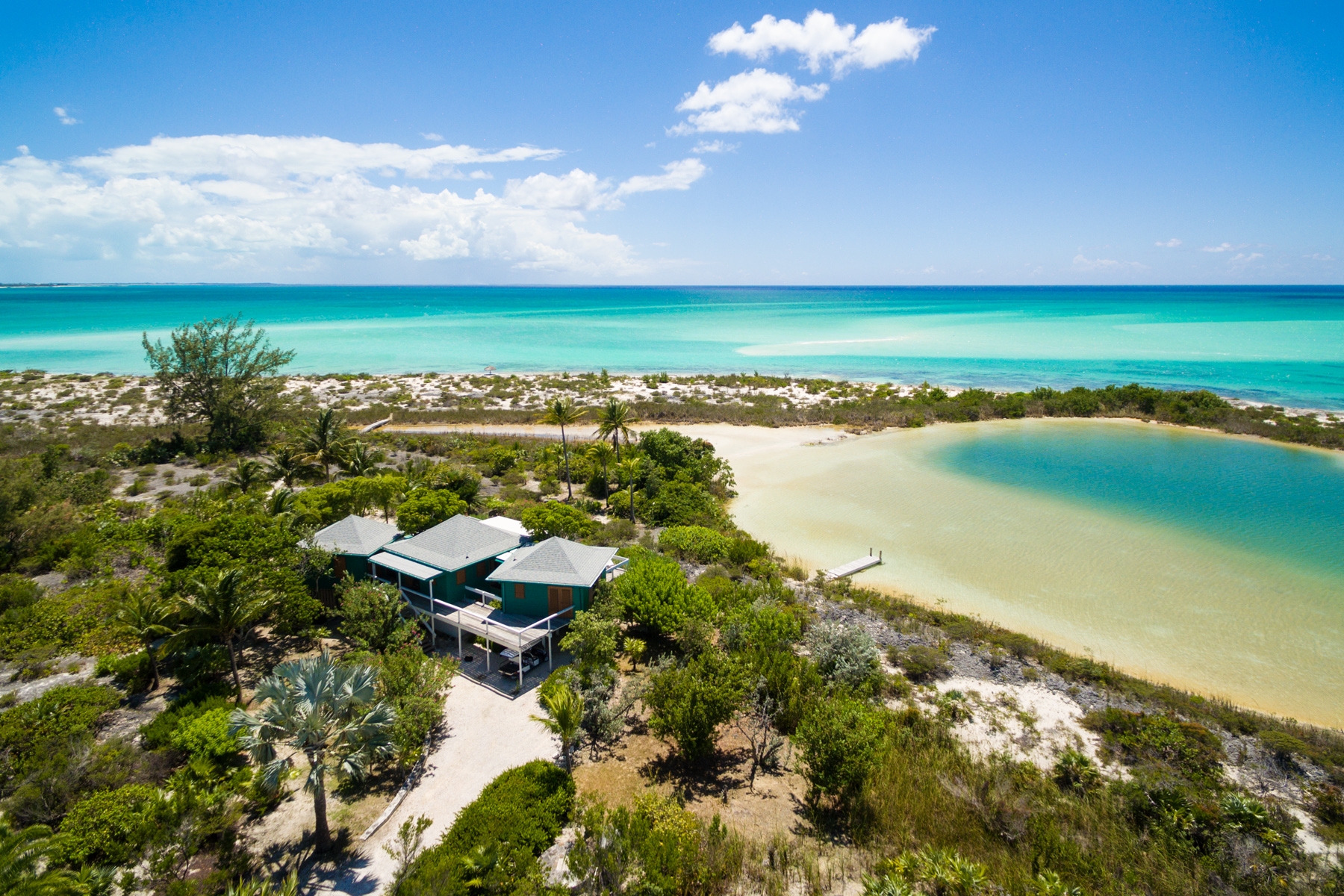 Single Family Home for Sale at Orchid Point Oceanfront Pine Cay, TCI Turks And Caicos Islands