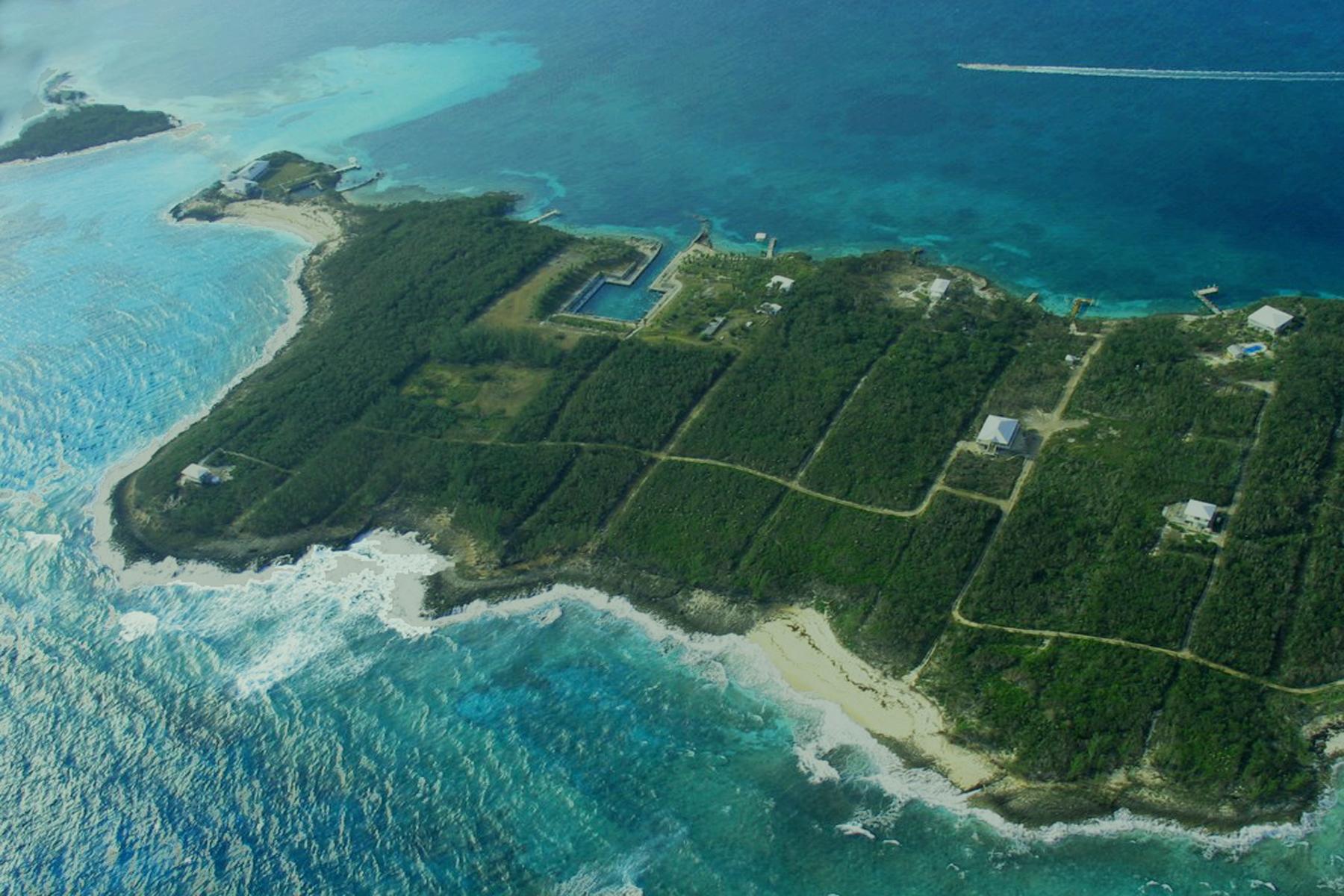 Terrain pour l Vente à South End Lot 4 Guana Cay, Abaco Bahamas