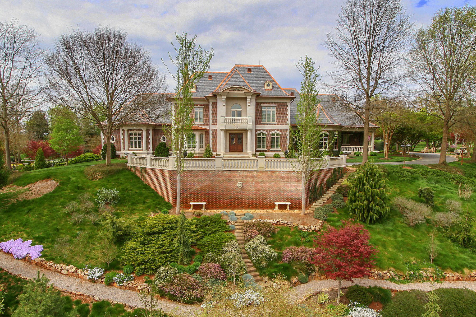 Casa Unifamiliar por un Venta en Longview Estate 1909 Rudder Lane Knoxville, Tennessee 37919 Estados Unidos