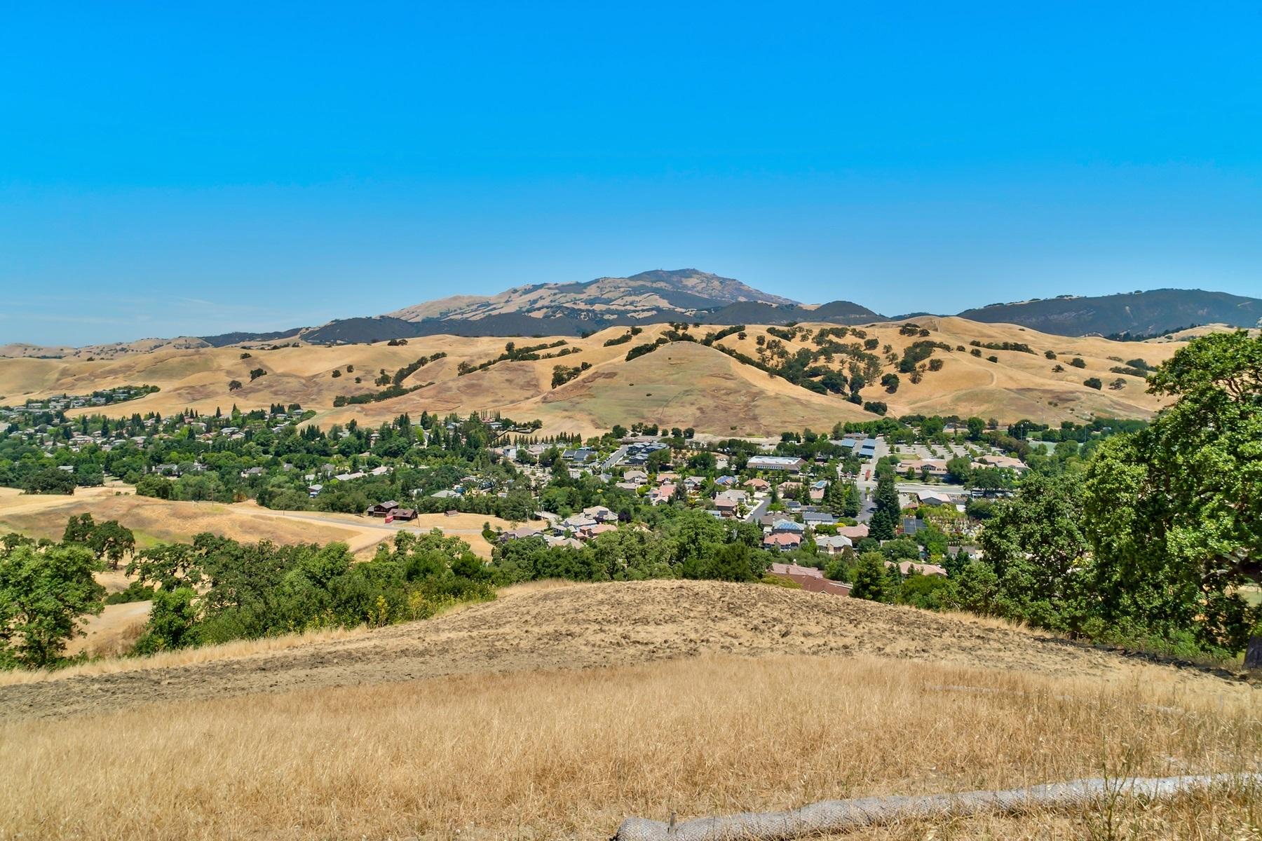 土地 のために 売買 アット Move Over, Tuscany! 66 Sherburne Hills Road Danville, カリフォルニア 94526 アメリカ合衆国